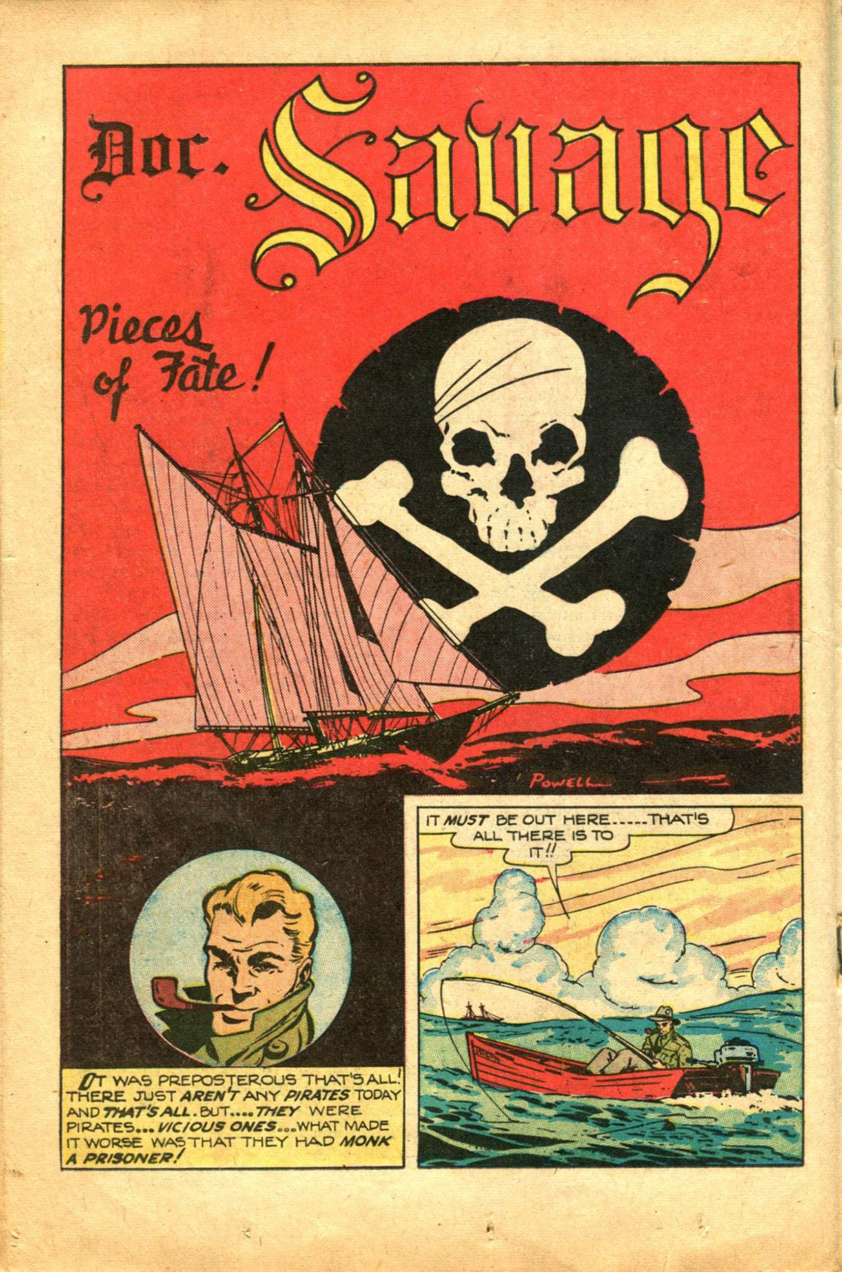 Read online Shadow Comics comic -  Issue #78 - 26