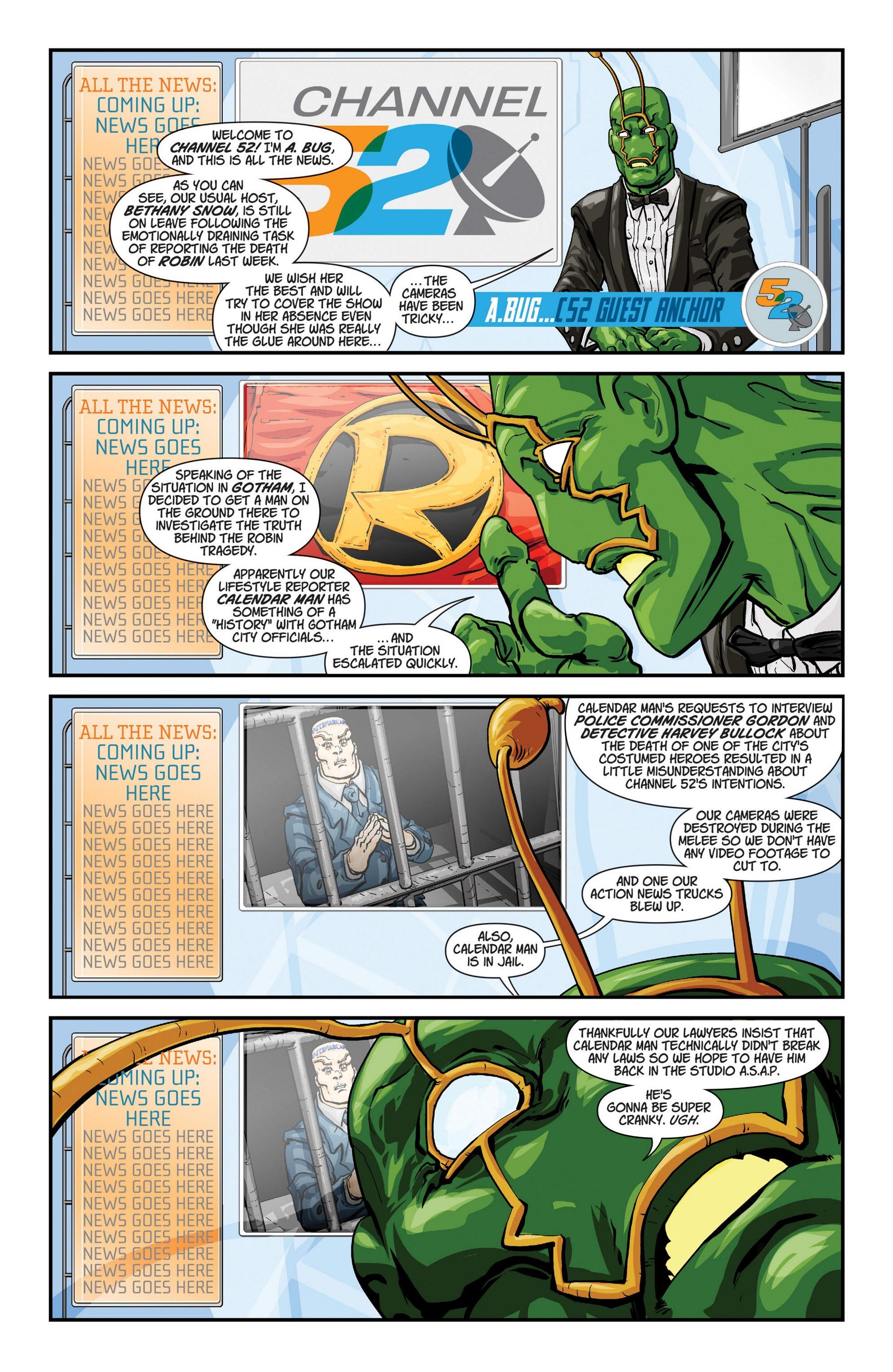 Read online Trinity of Sin: The Phantom Stranger comic -  Issue #6 - 21