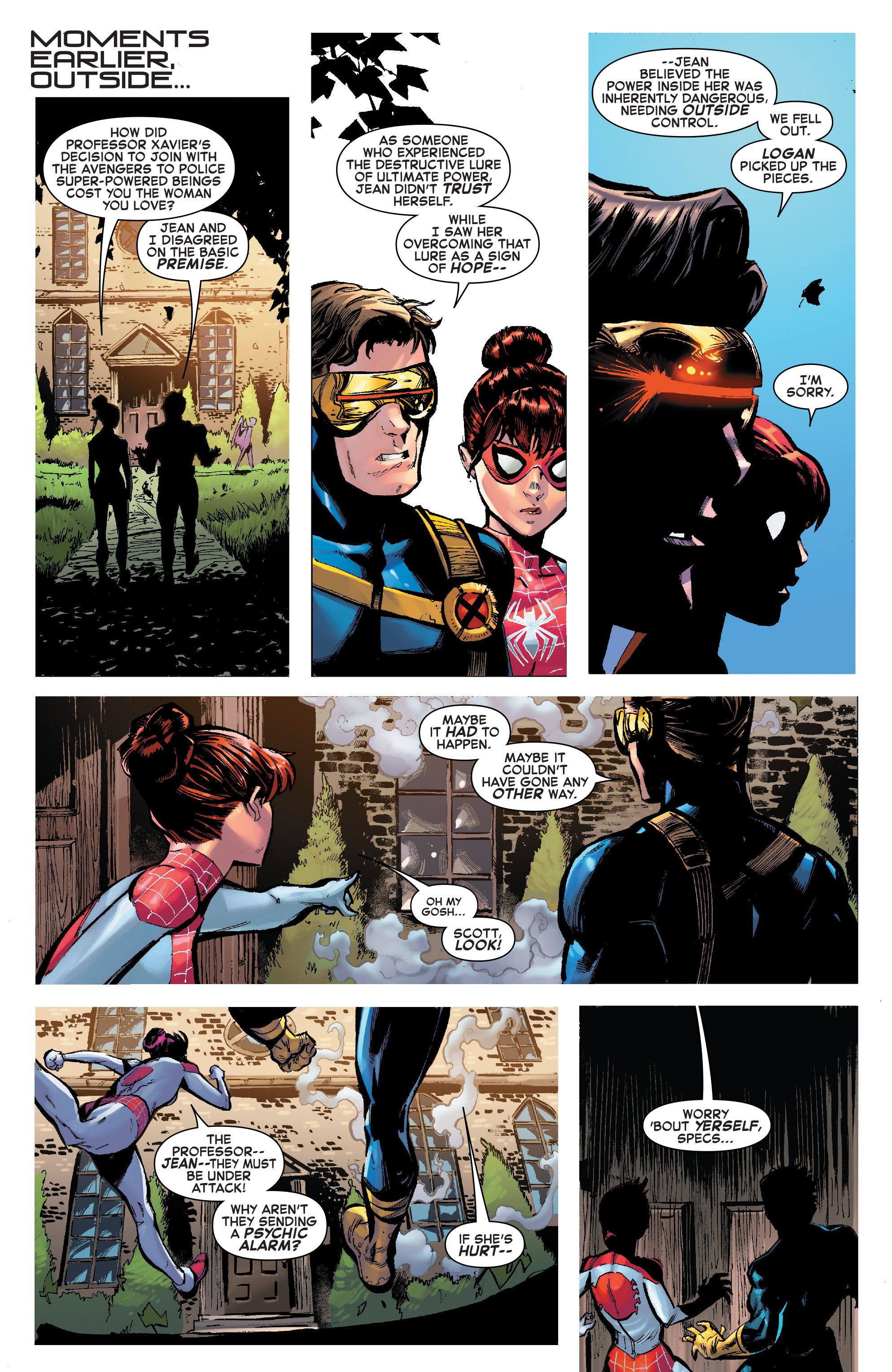 Read online Amazing Spider-Man: Renew Your Vows (2017) comic -  Issue #7 - 6