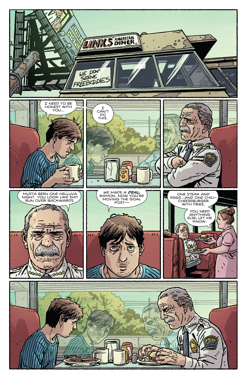Read online Heart Attack comic -  Issue #2 - 20