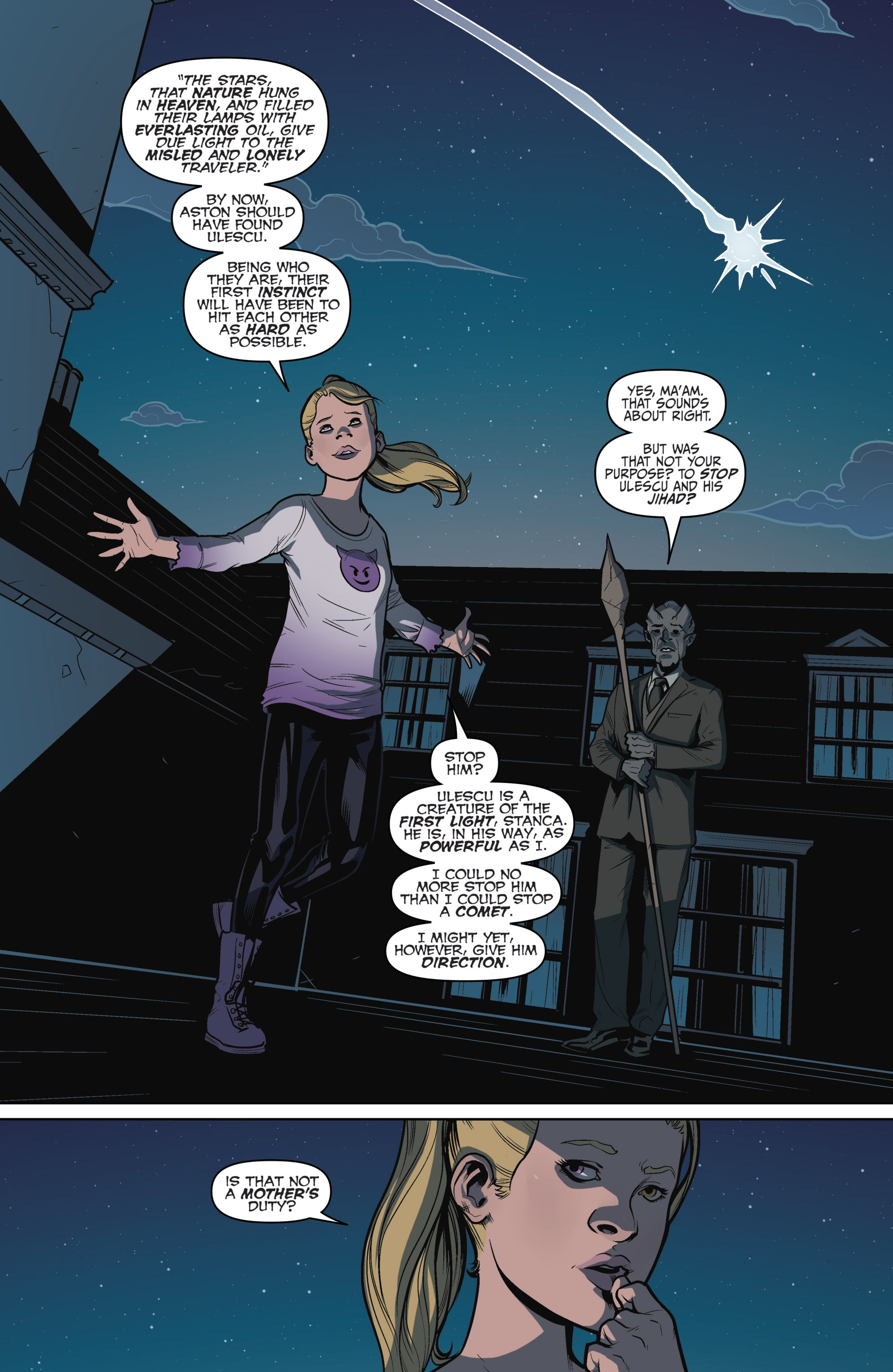 Read online Darkness Visible comic -  Issue #5 - 14