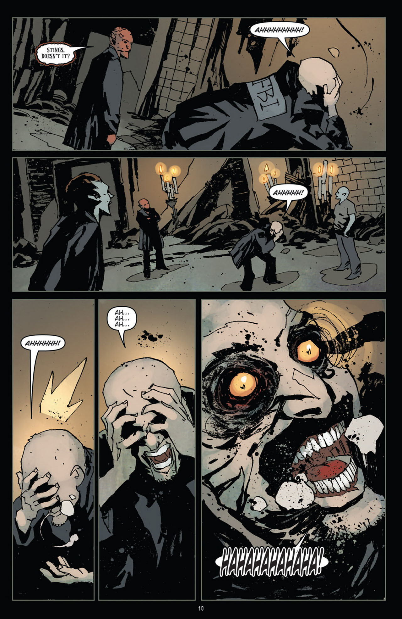Read online 30 Days of Night (2011) comic -  Issue #11 - 12