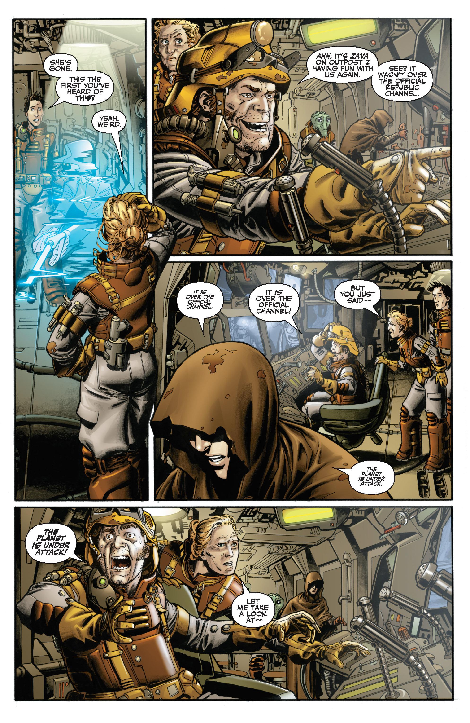 Read online Star Wars Omnibus comic -  Issue # Vol. 29 - 146