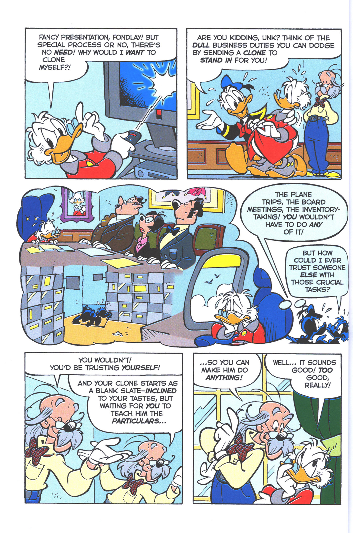 Read online Uncle Scrooge (1953) comic -  Issue #368 - 6