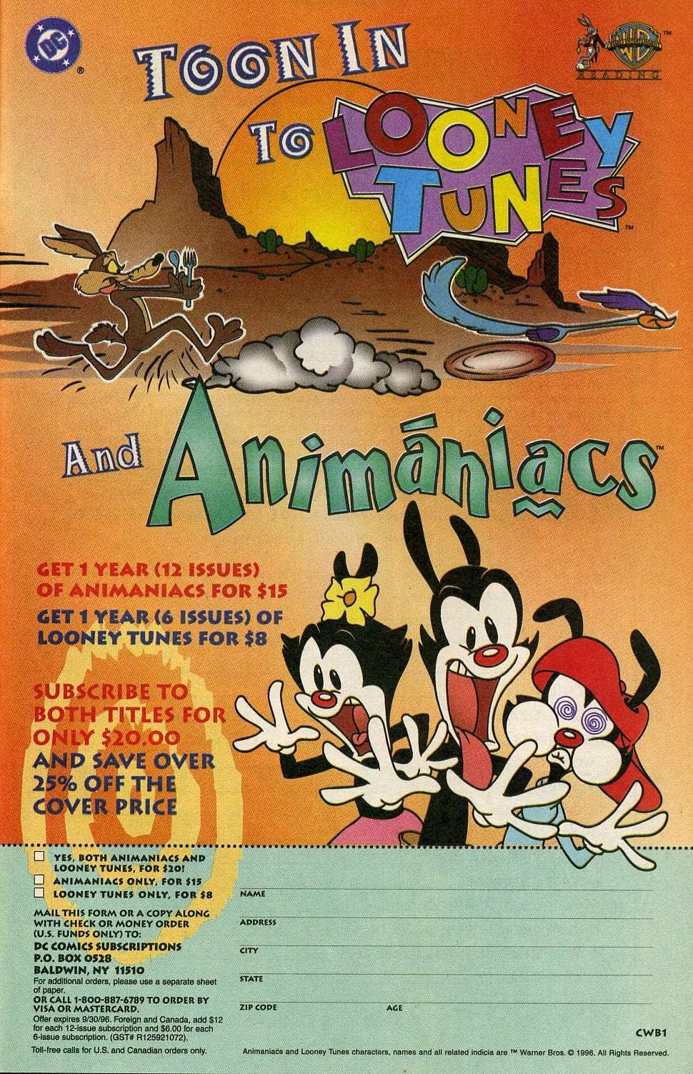 Animaniacs (1995) issue 13 - Page 27