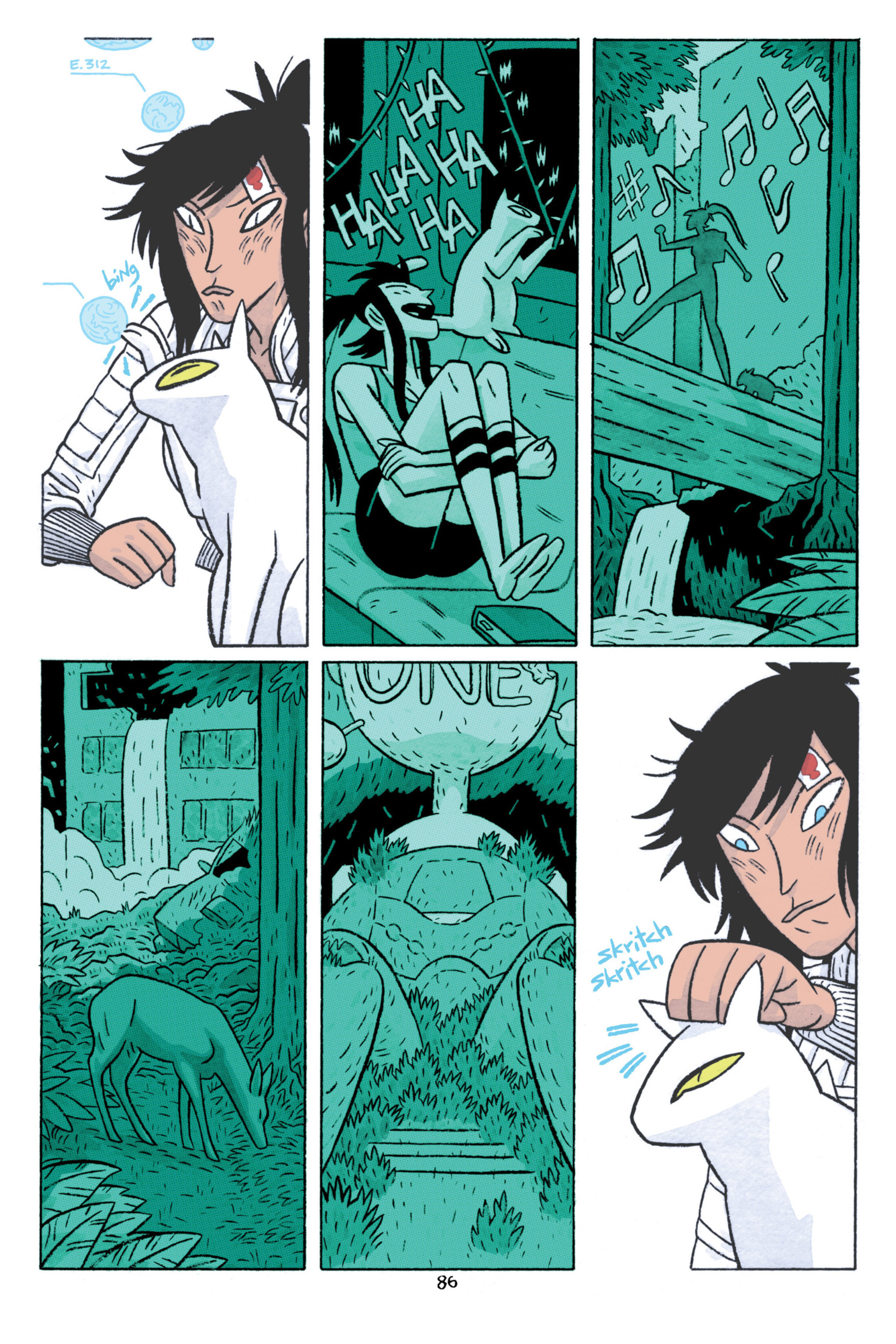 Read online ApocalyptiGirl: An Aria for the End Times comic -  Issue #ApocalyptiGirl: An Aria for the End Times Full - 93