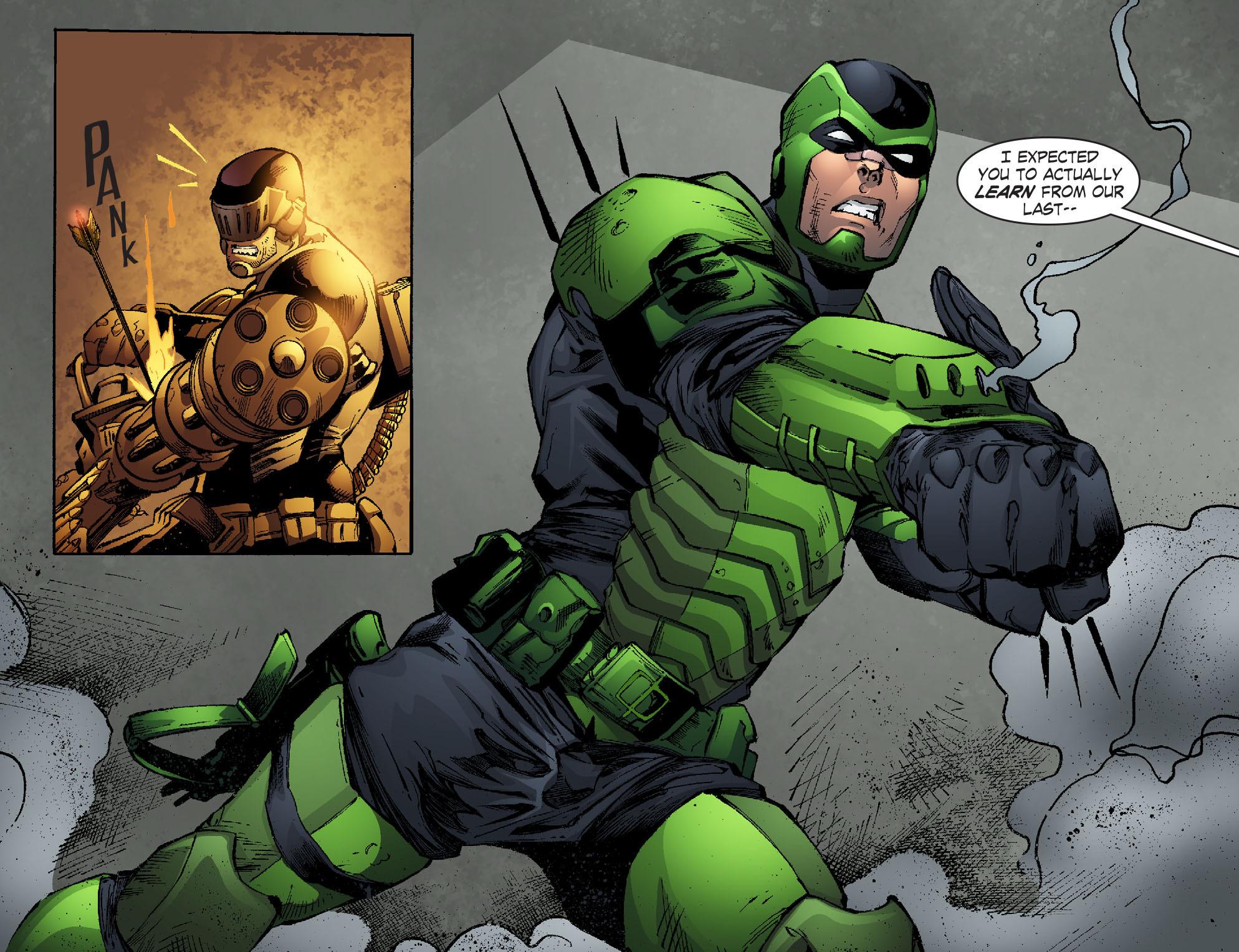 Read online Smallville: Lantern [I] comic -  Issue #11 - 4
