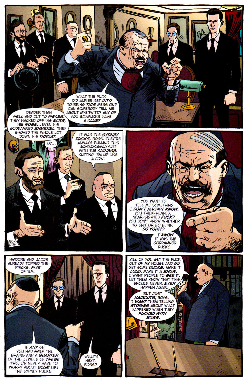 Read online Caper comic -  Issue #3 - 14