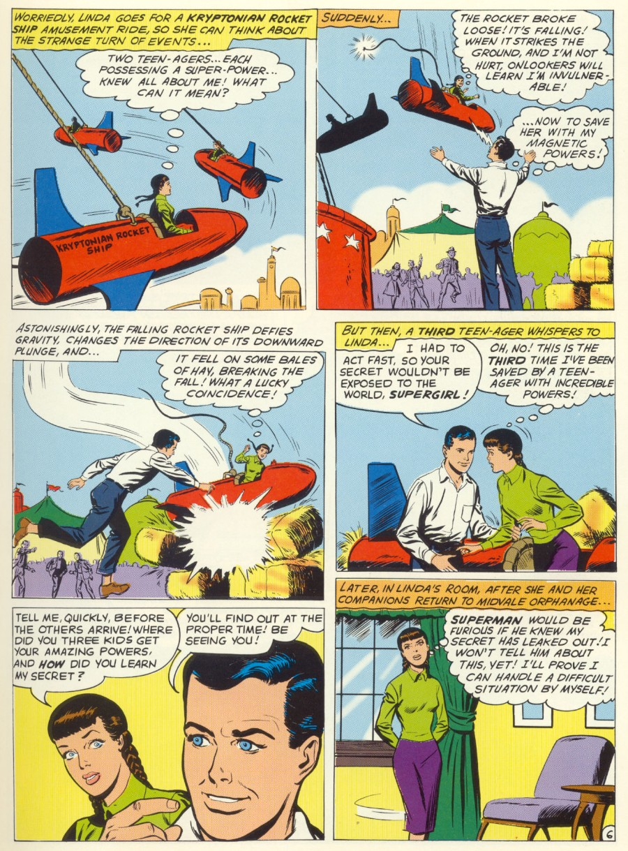 Read online Adventure Comics (1938) comic -  Issue #492 - 40