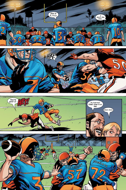 Read online Machine Teen comic -  Issue #1 - 7