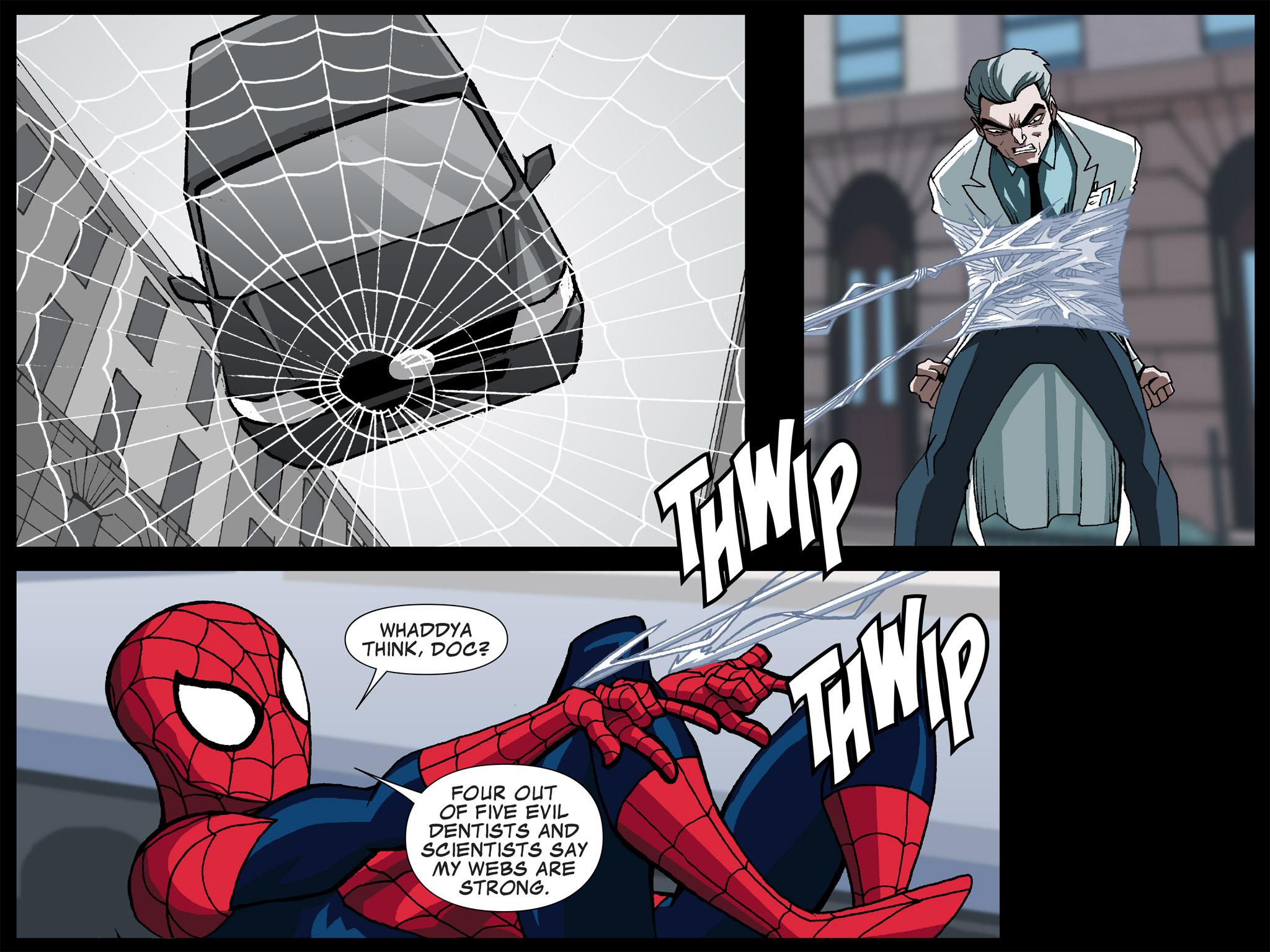Read online Ultimate Spider-Man (Infinite Comics) (2015) comic -  Issue #5 - 21