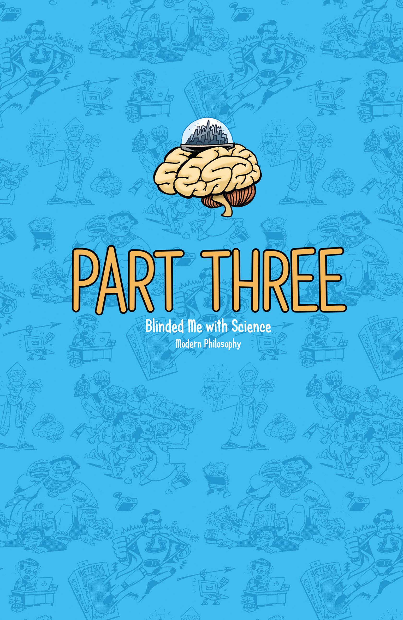 Read online Action Philosophers! comic -  Issue #Action Philosophers! TPB (Part 1) - 129
