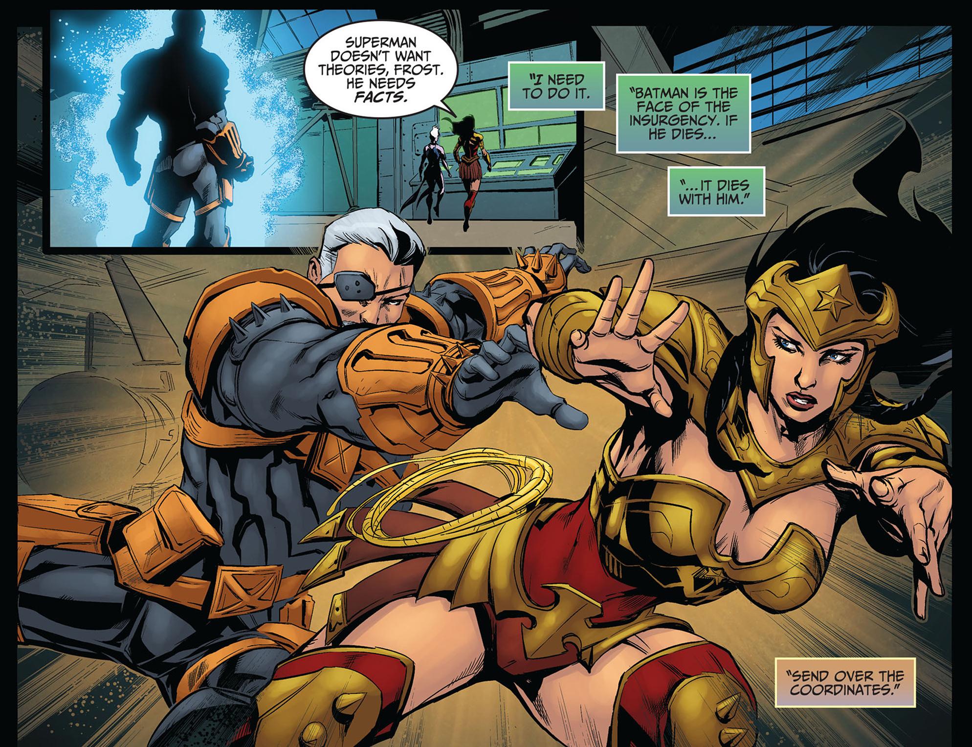 Read online Injustice: Ground Zero comic -  Issue #14 - 19