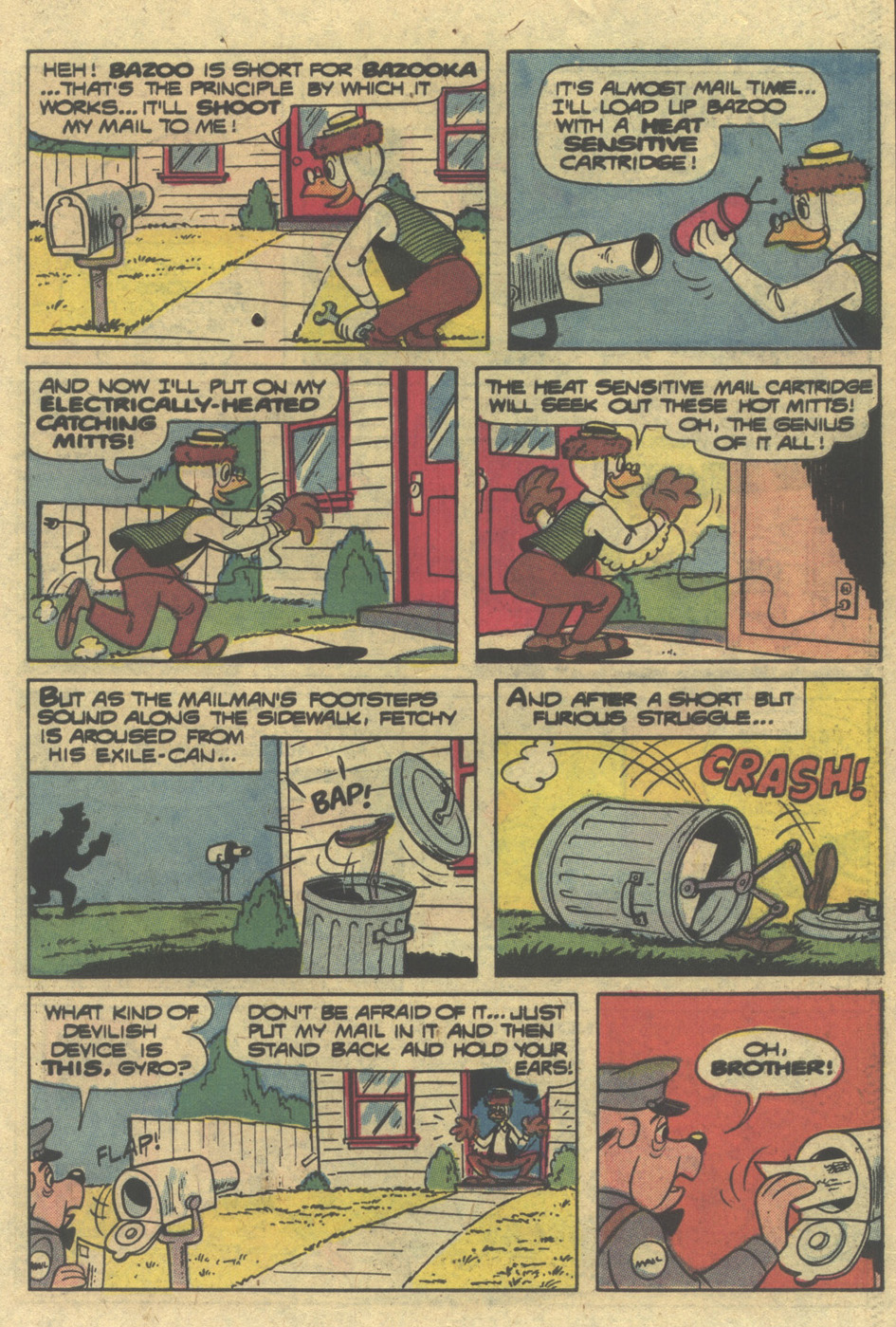 Read online Uncle Scrooge (1953) comic -  Issue #146 - 27