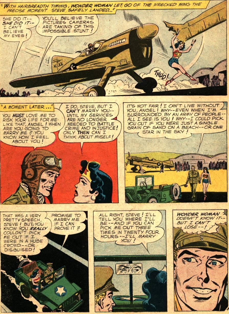 Read online Wonder Woman (1942) comic -  Issue #99 - 26