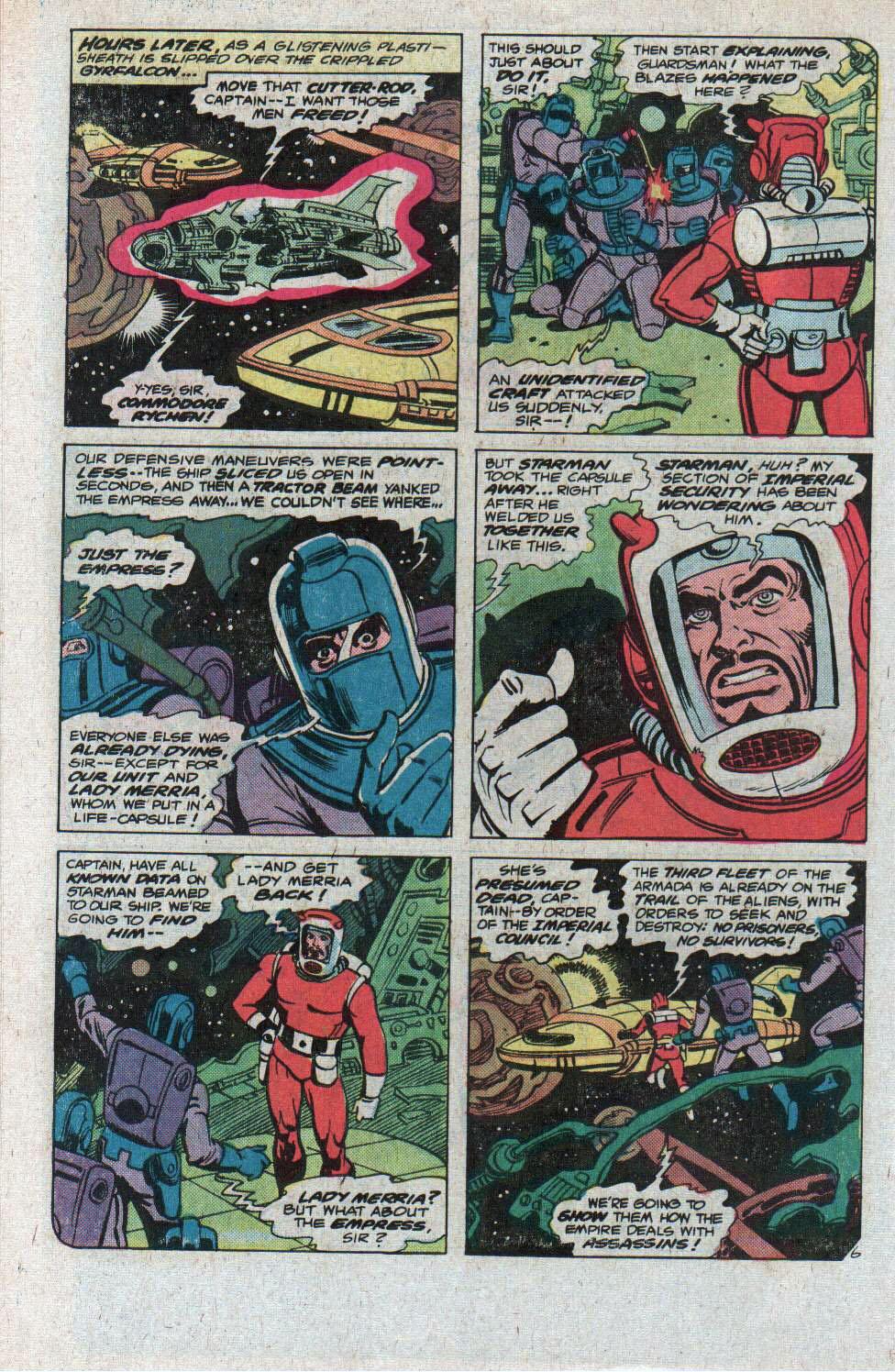 Read online Adventure Comics (1938) comic -  Issue #472 - 9