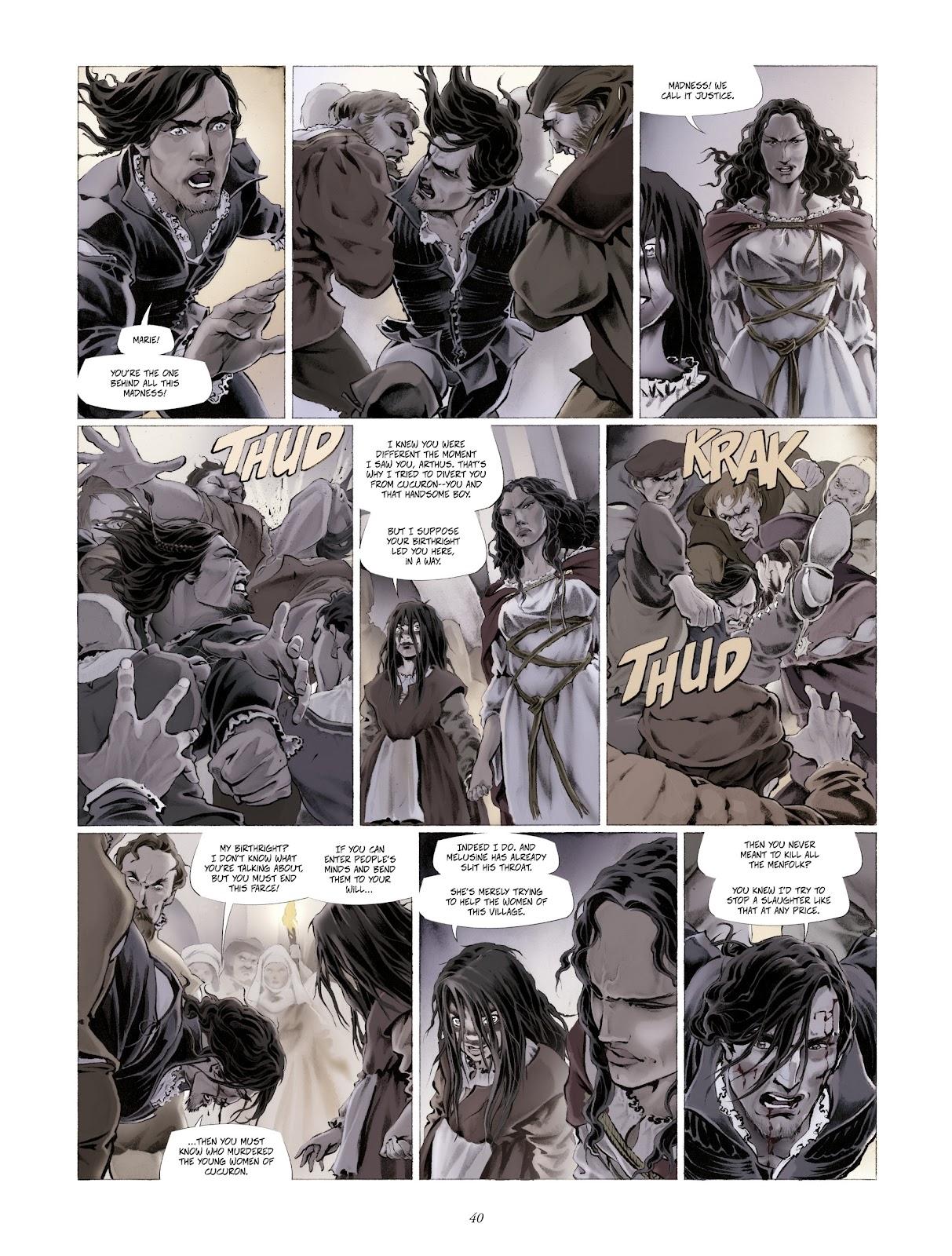 Read online Arthus Trivium comic -  Issue #4 - 42
