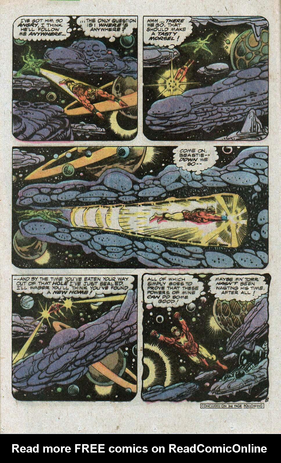 Read online Adventure Comics (1938) comic -  Issue #470 - 12