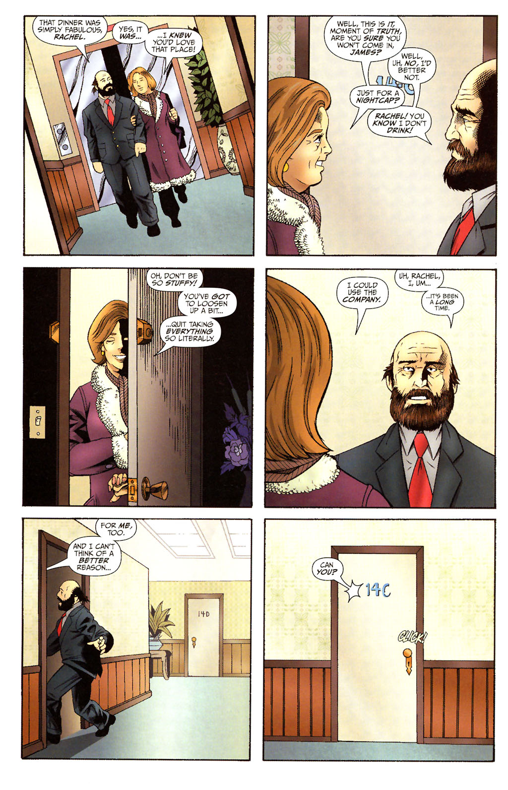 Read online ShadowHawk (2005) comic -  Issue #14 - 11