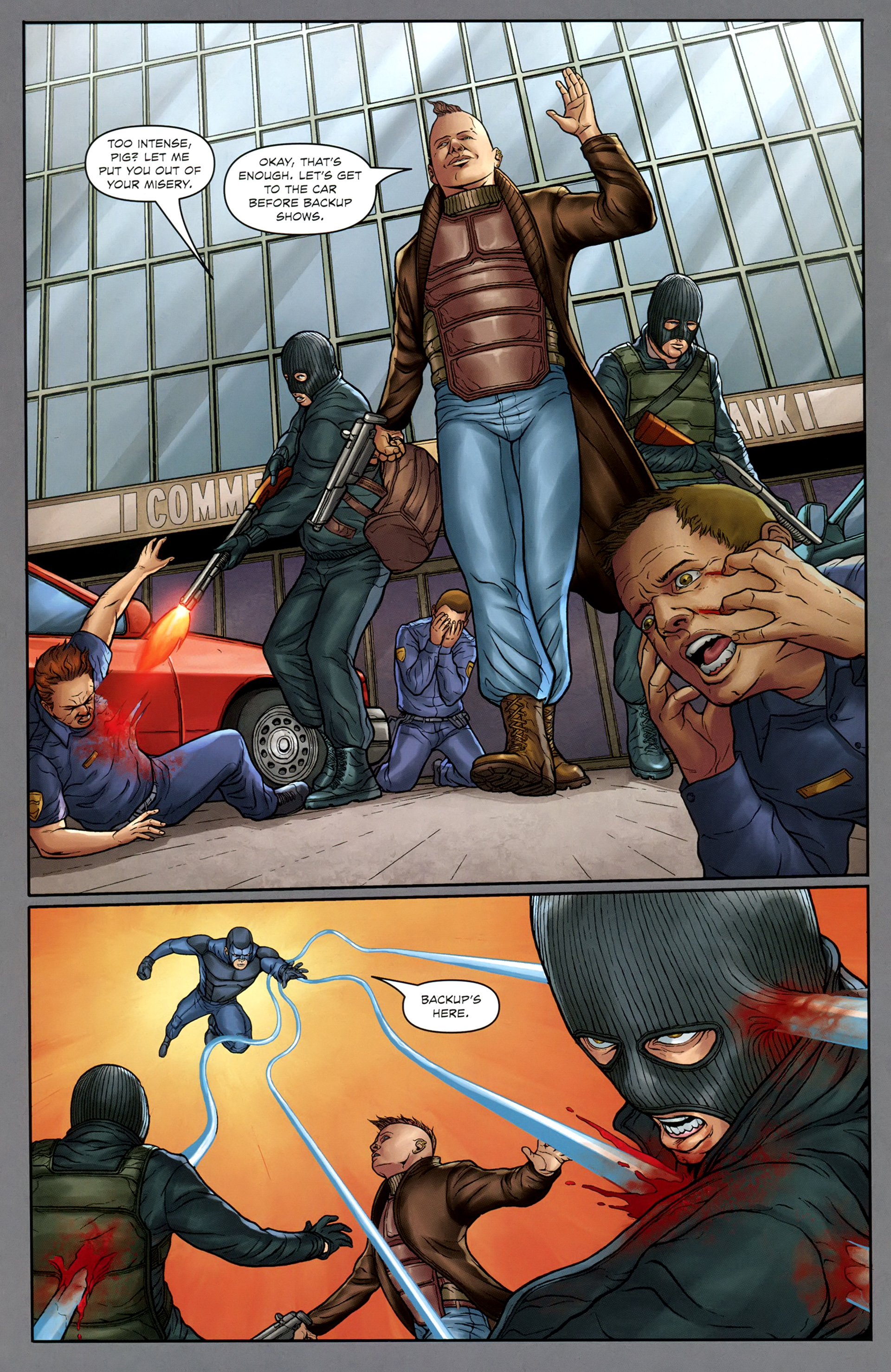 Read online Absolution: Rubicon comic -  Issue #1 - 16