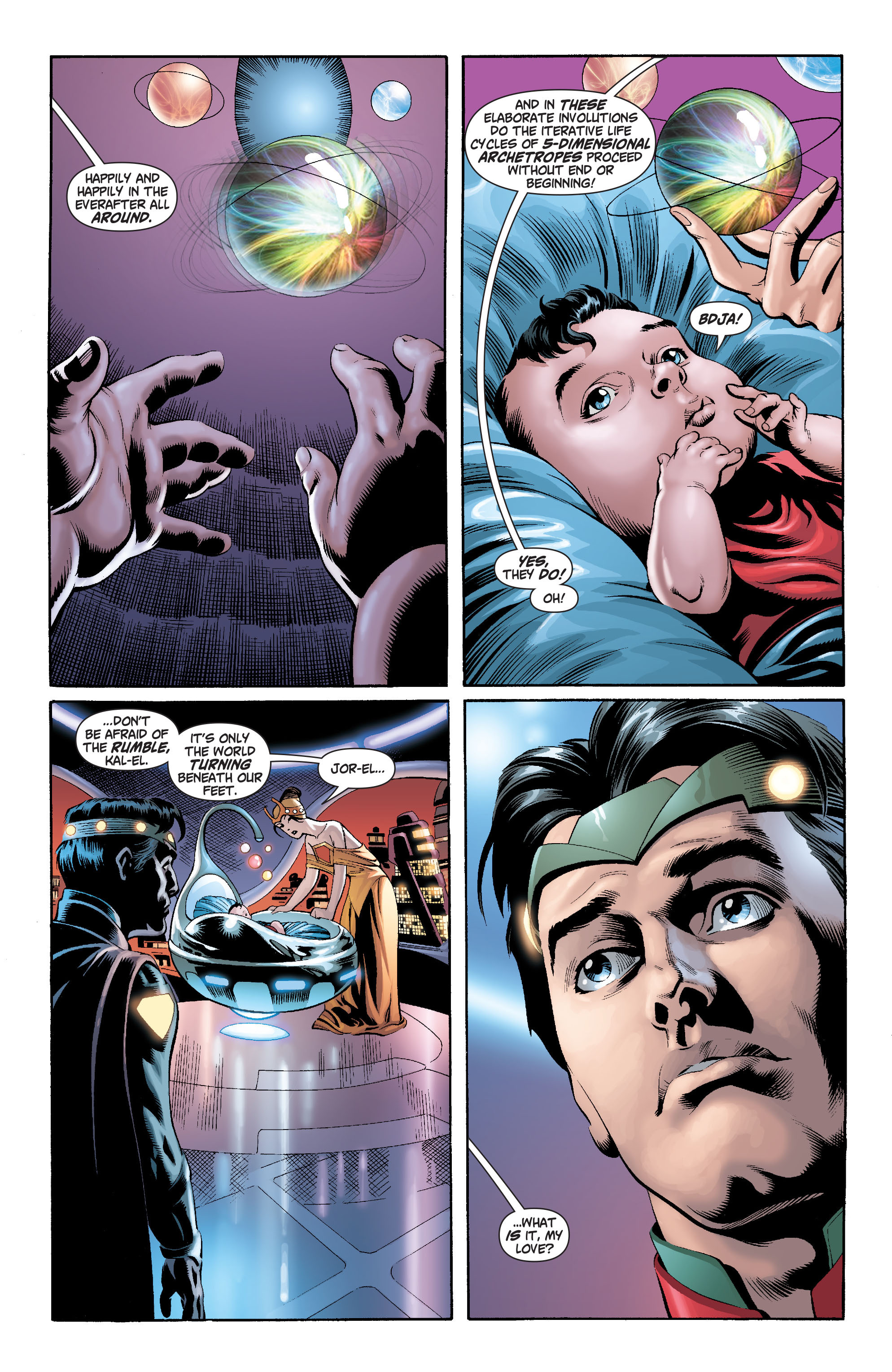 Read online Action Comics (2011) comic -  Issue #18 - 29