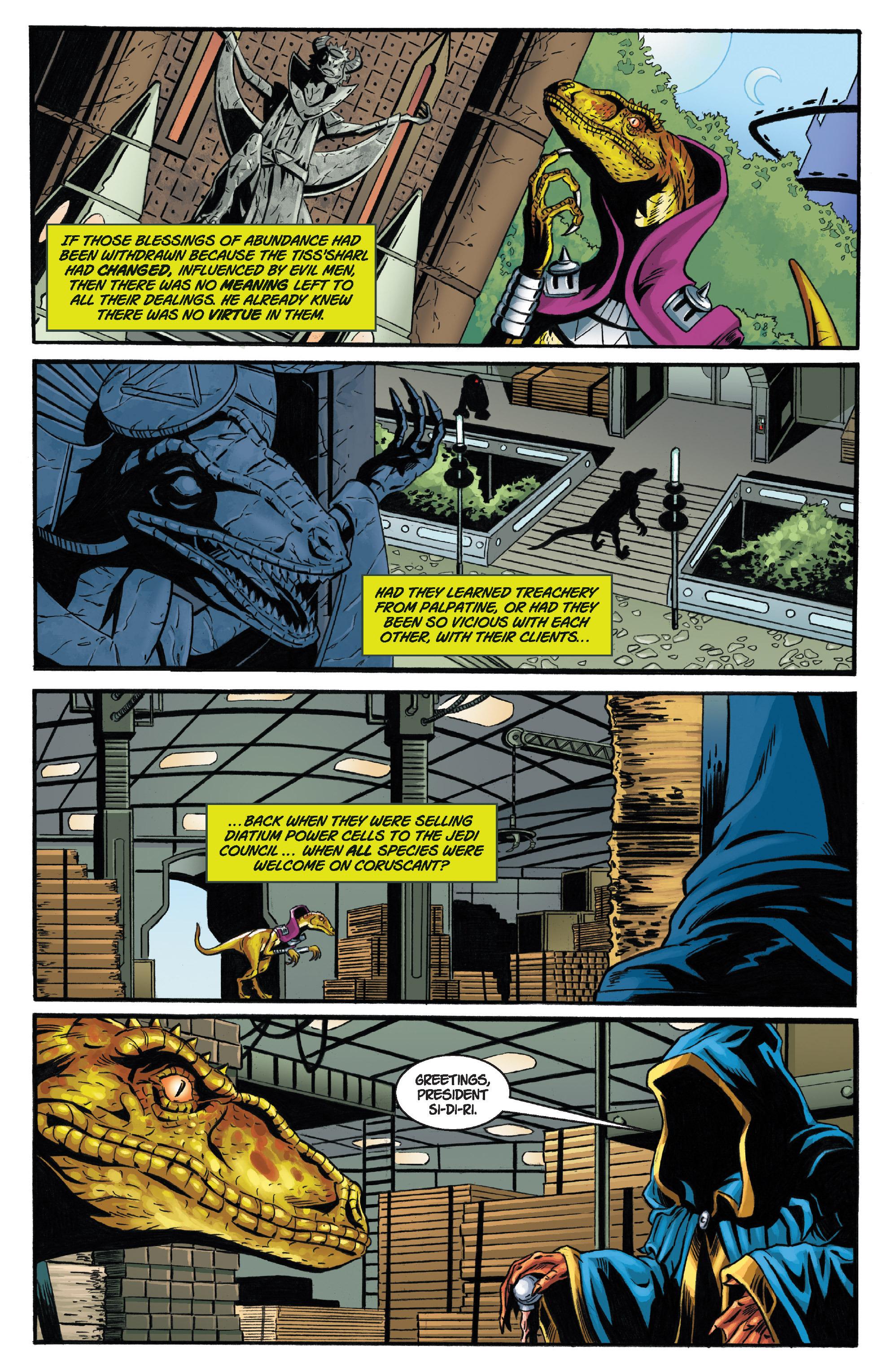Read online Star Wars Omnibus comic -  Issue # Vol. 17 - 391