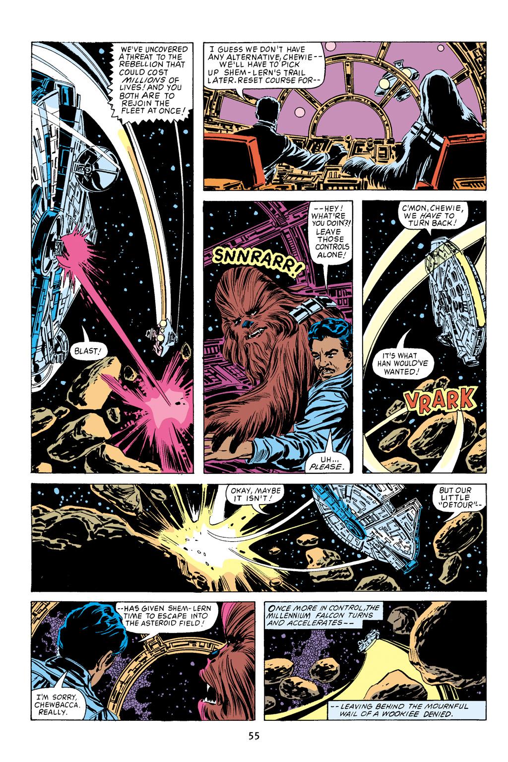 Read online Star Wars Omnibus comic -  Issue # Vol. 16 - 56