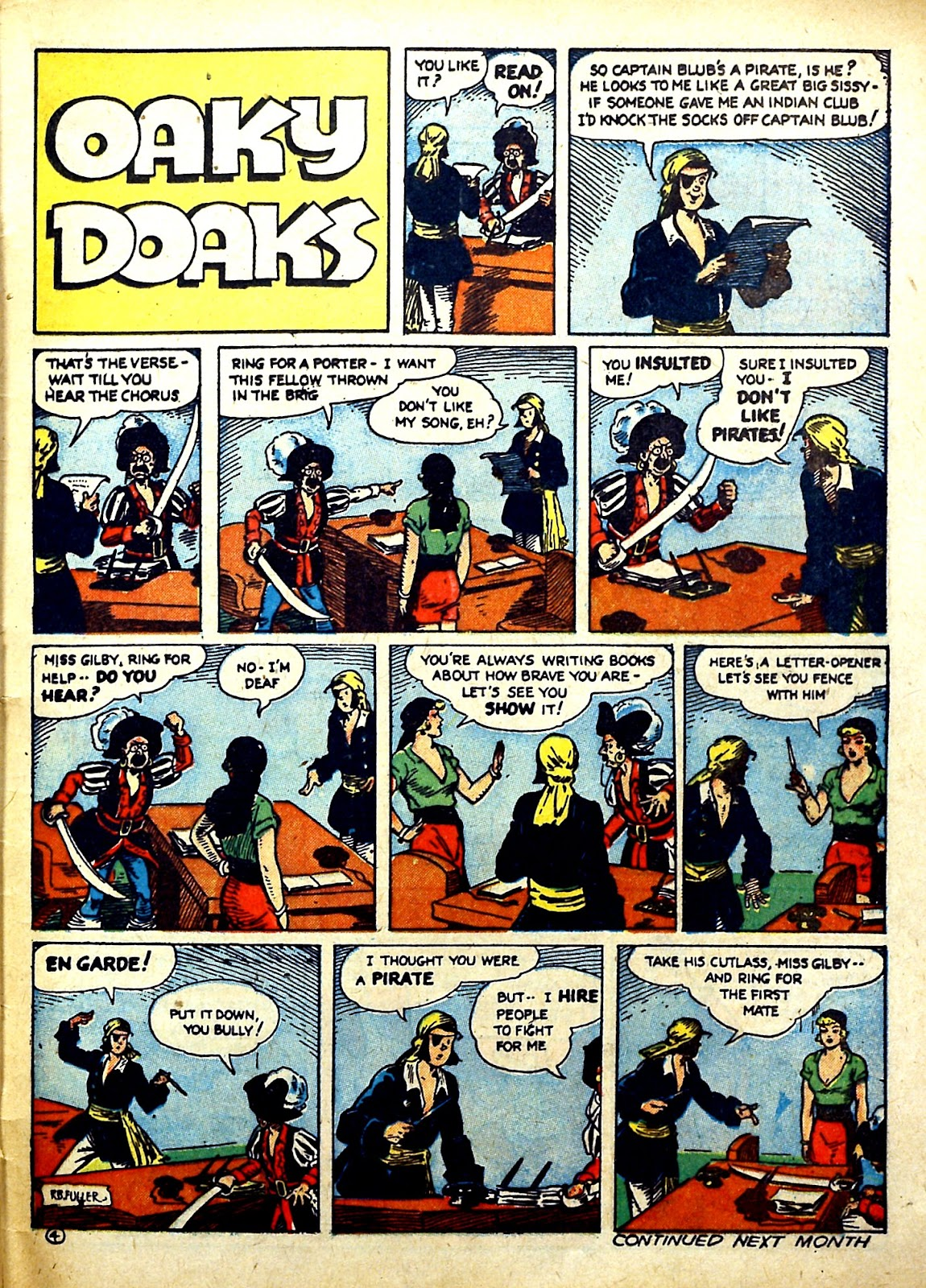 Read online Famous Funnies comic -  Issue #78 - 41