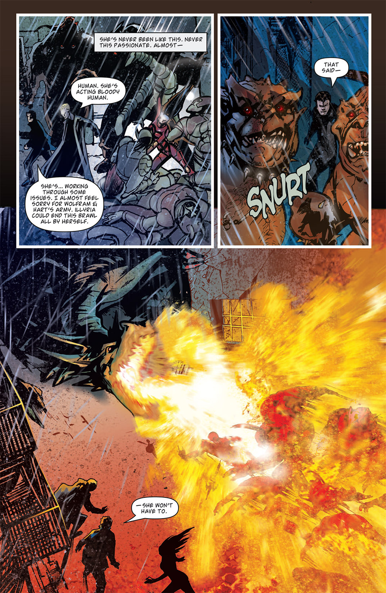 Read online Angel: After The Fall comic -  Issue #16 - 18