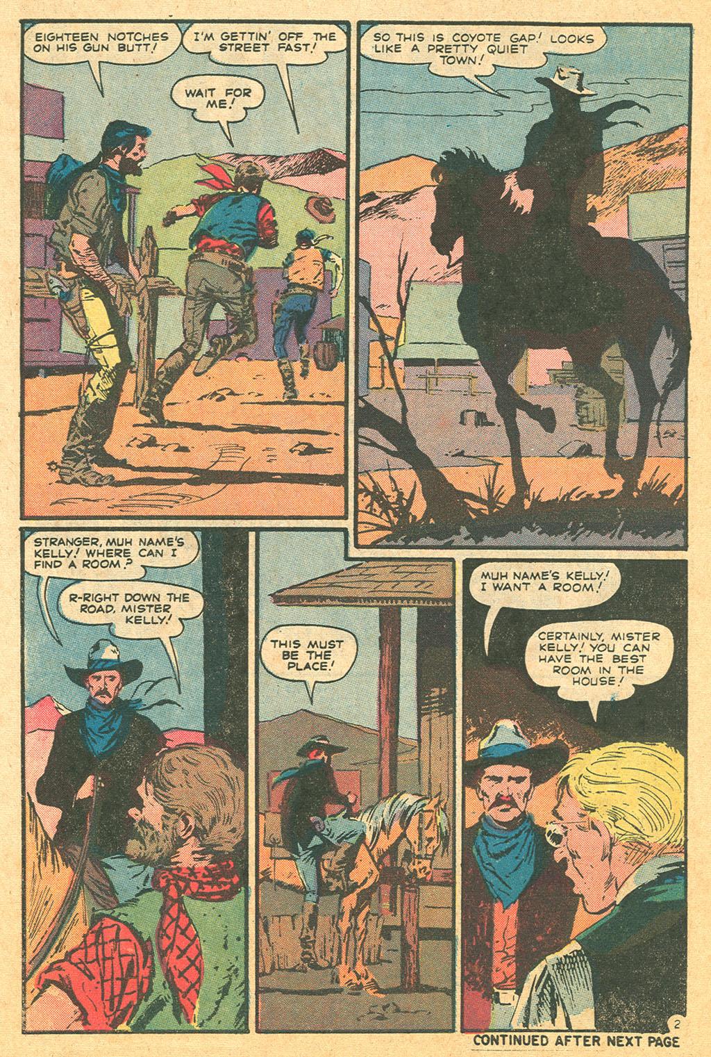 Read online Two-Gun Kid comic -  Issue #110 - 30