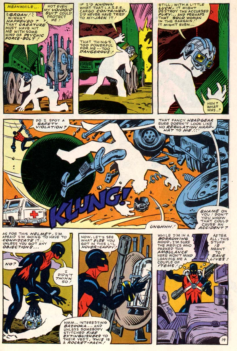 Read online 1963 comic -  Issue #2 - 20