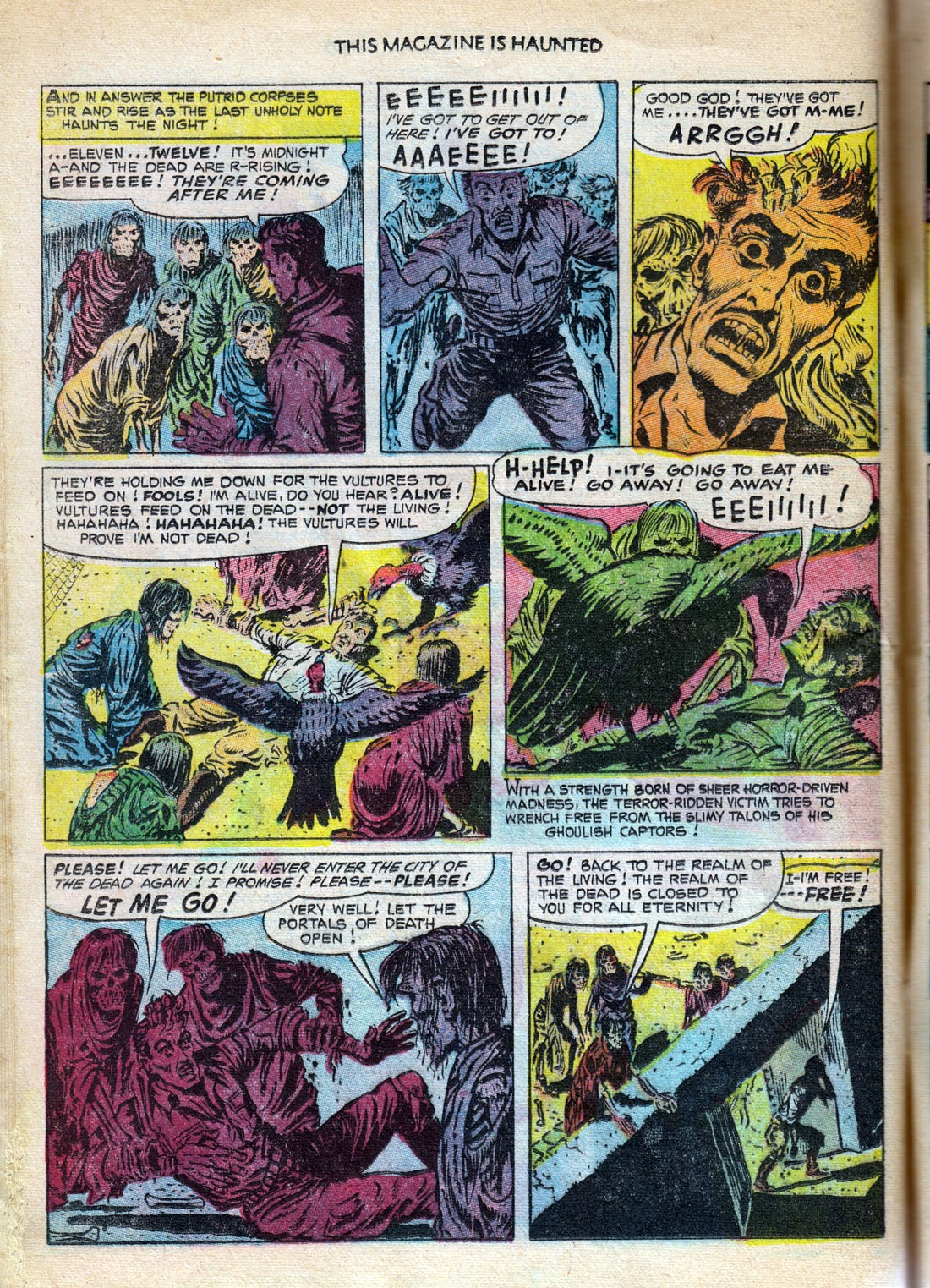 Read online This Magazine Is Haunted comic -  Issue #10 - 16