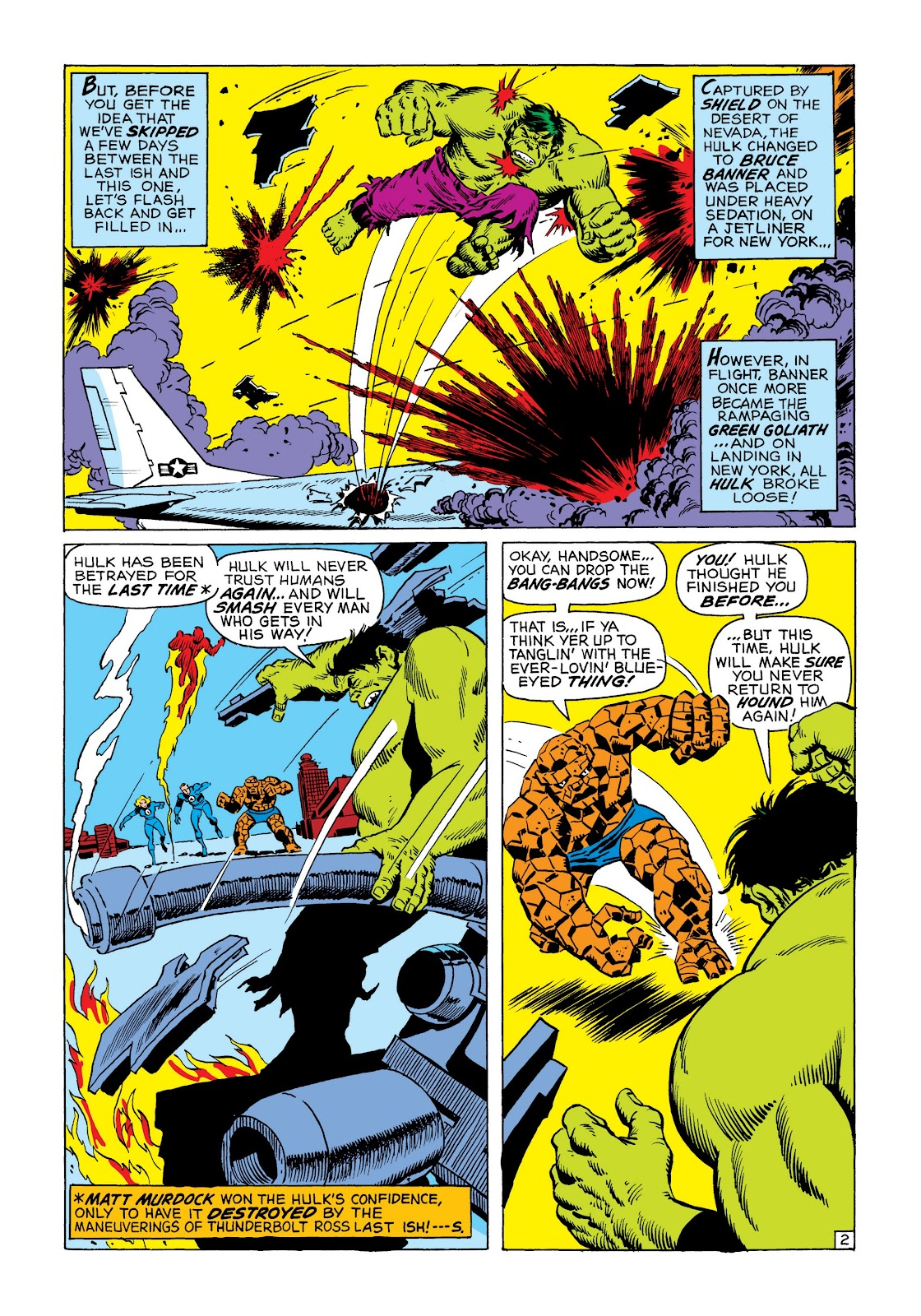 Read online Marvel Masterworks: The Incredible Hulk comic -  Issue # TPB 8 (Part 2) - 98