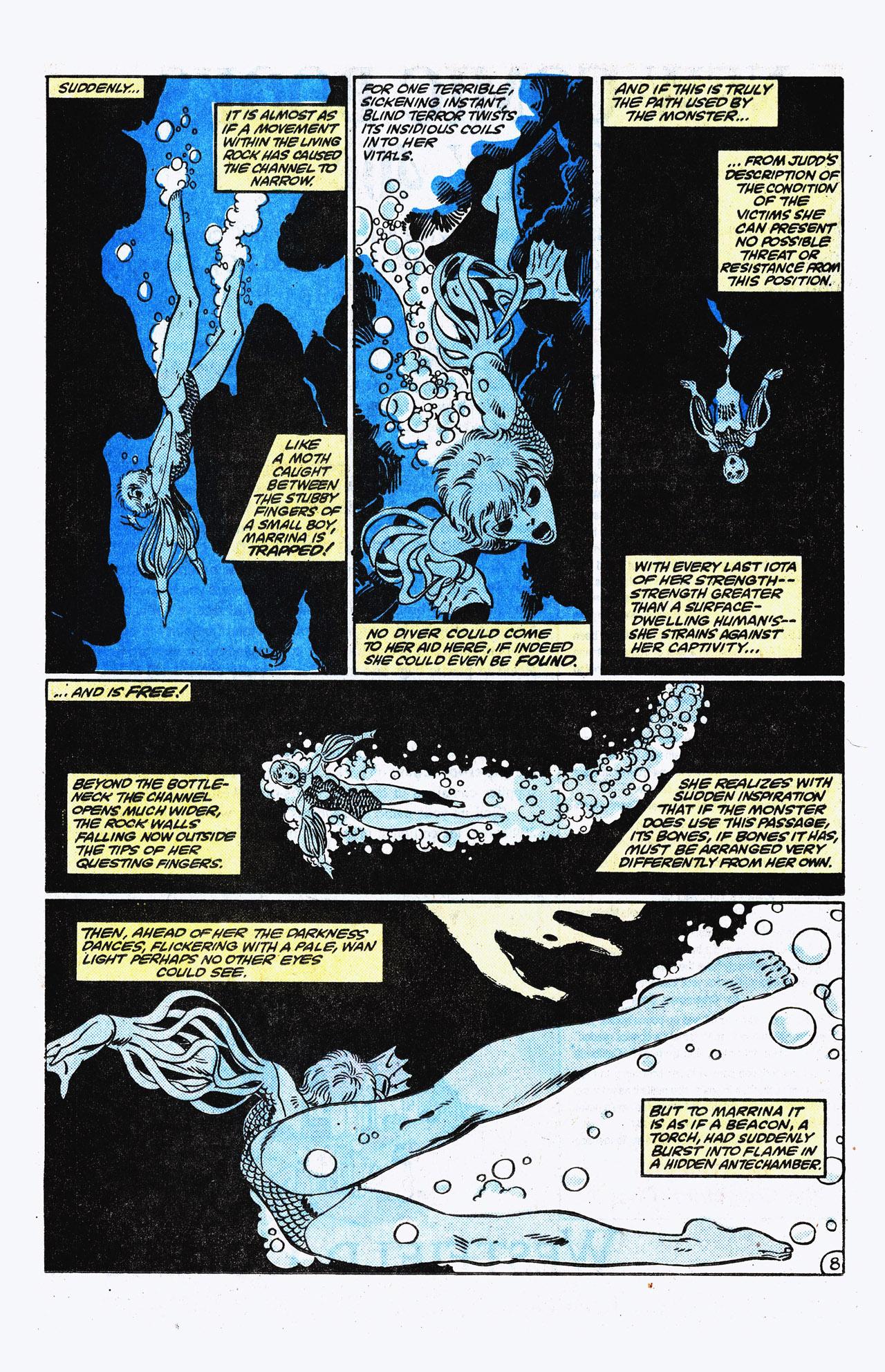 Read online Alpha Flight (1983) comic -  Issue #15 - 9