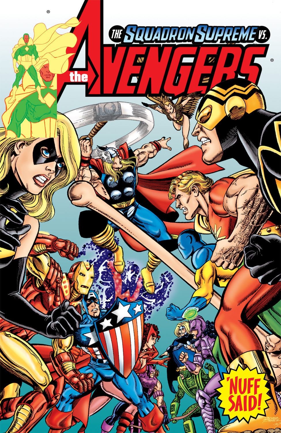 Read online Avengers (1998) comic -  Issue #6 - 1