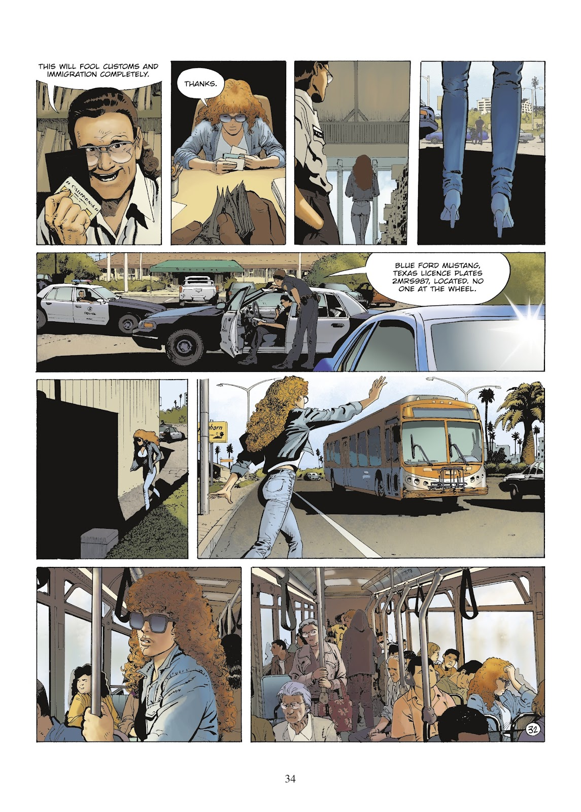XIII Mystery issue 9 - Page 36