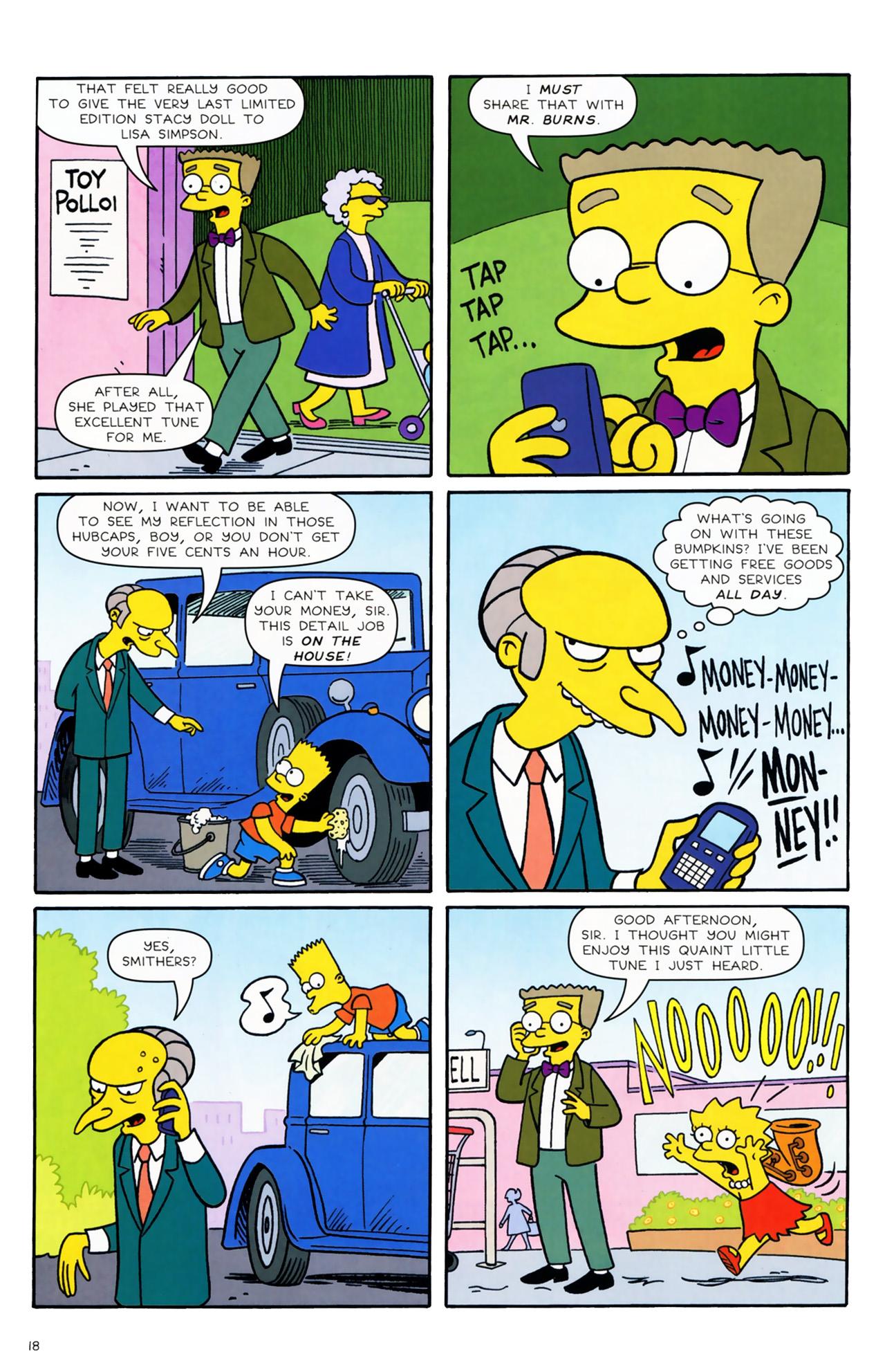 Read online Simpsons Comics comic -  Issue #170 - 13