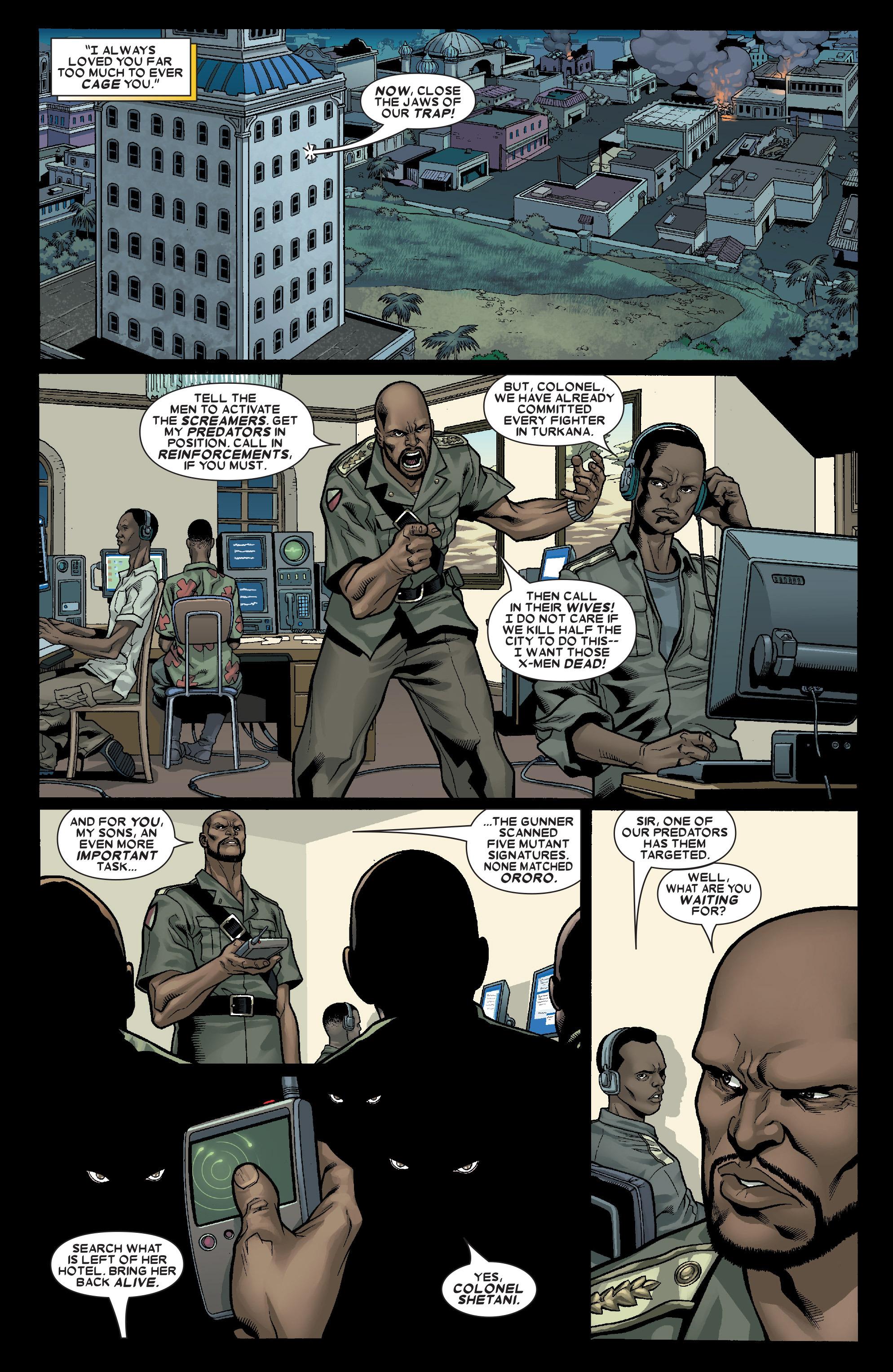 Read online Uncanny X-Men (1963) comic -  Issue # _Annual 1 (2006) - 14