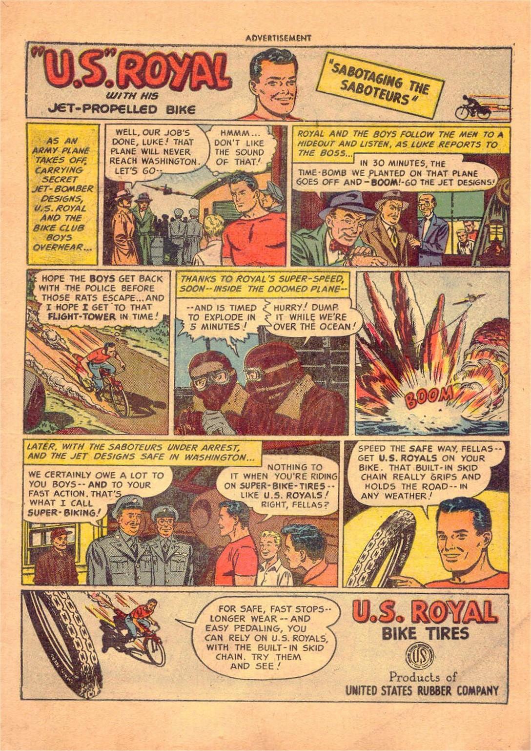 Read online Wonder Woman (1942) comic -  Issue #47 - 14