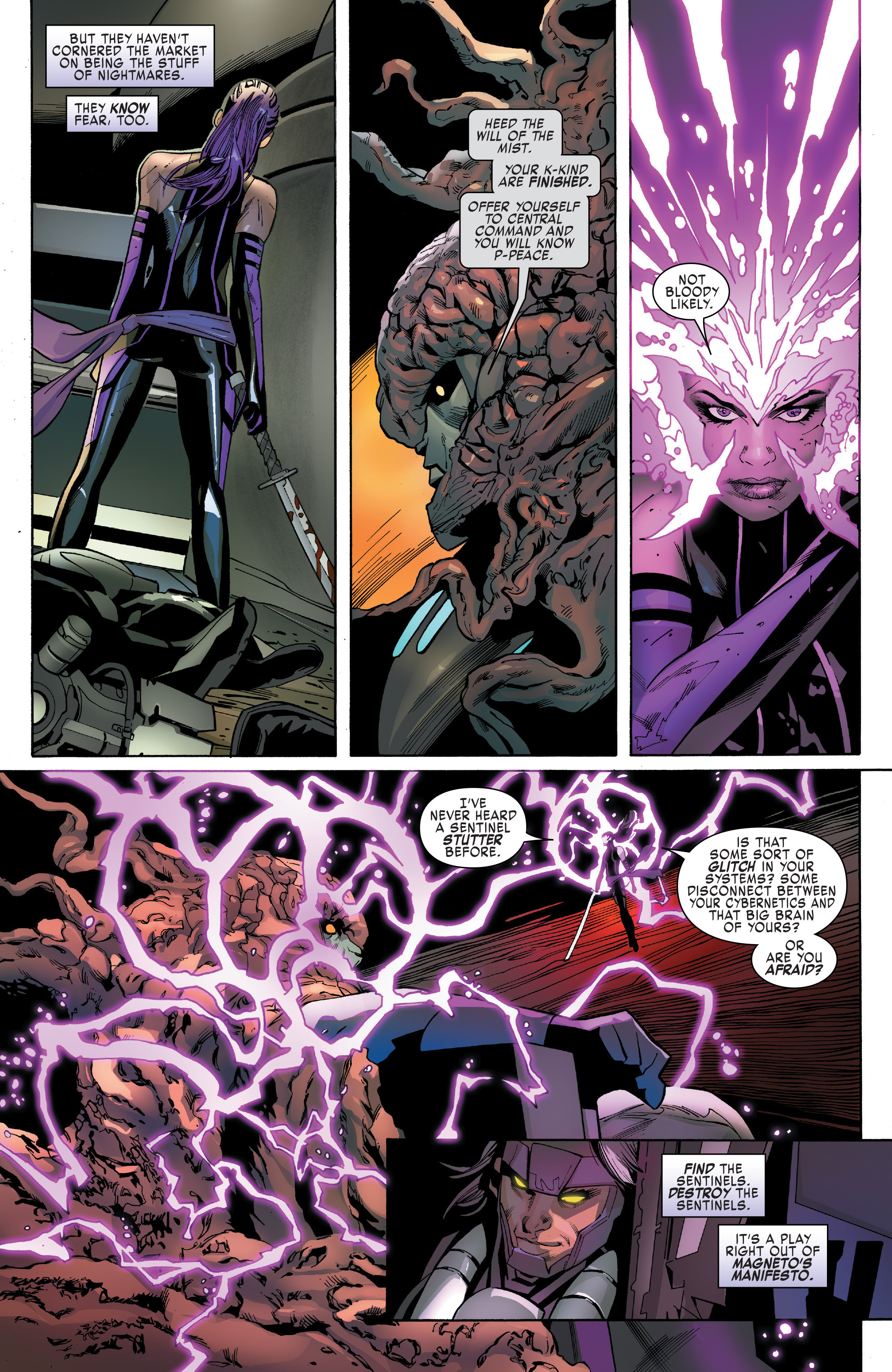 Read online Uncanny X-Men (2016) comic -  Issue #15 - 5