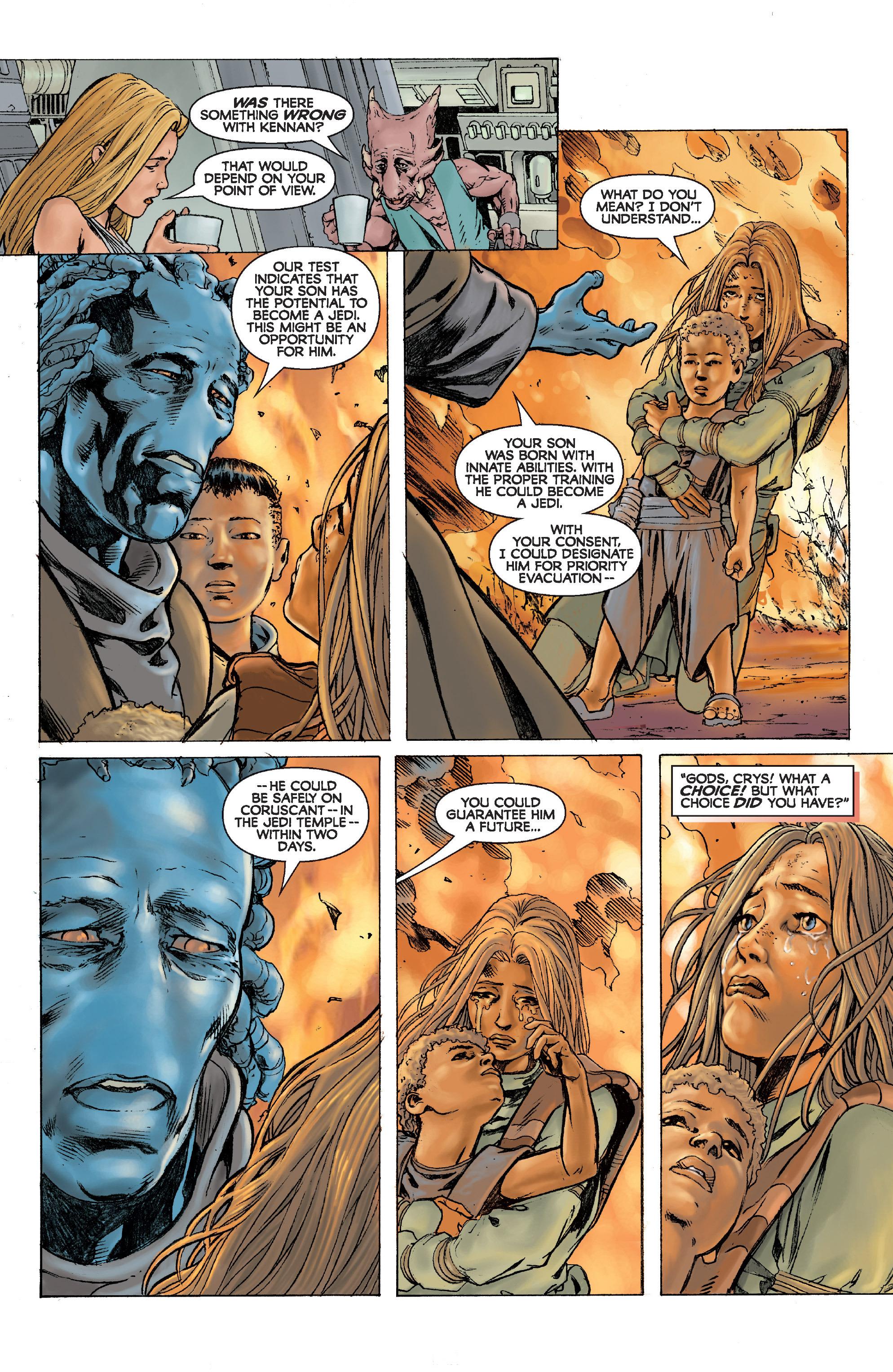 Read online Star Wars Omnibus comic -  Issue # Vol. 31 - 198