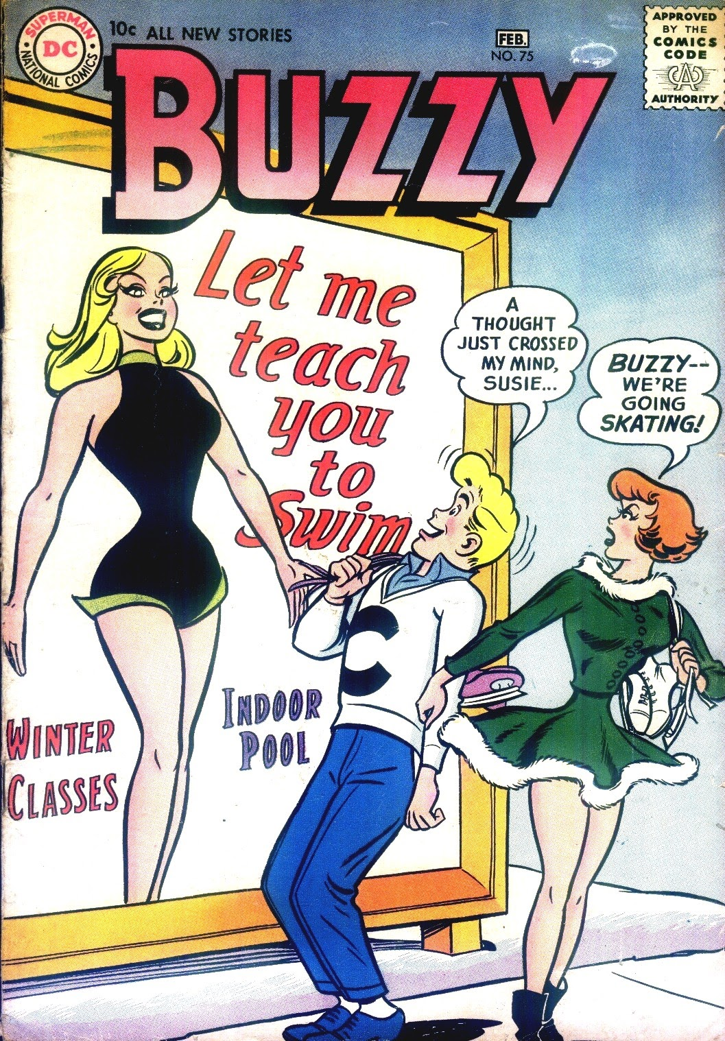 Buzzy issue 75 - Page 1