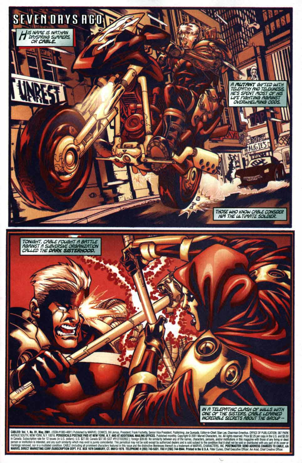 Cable (1993) 91 Page 2