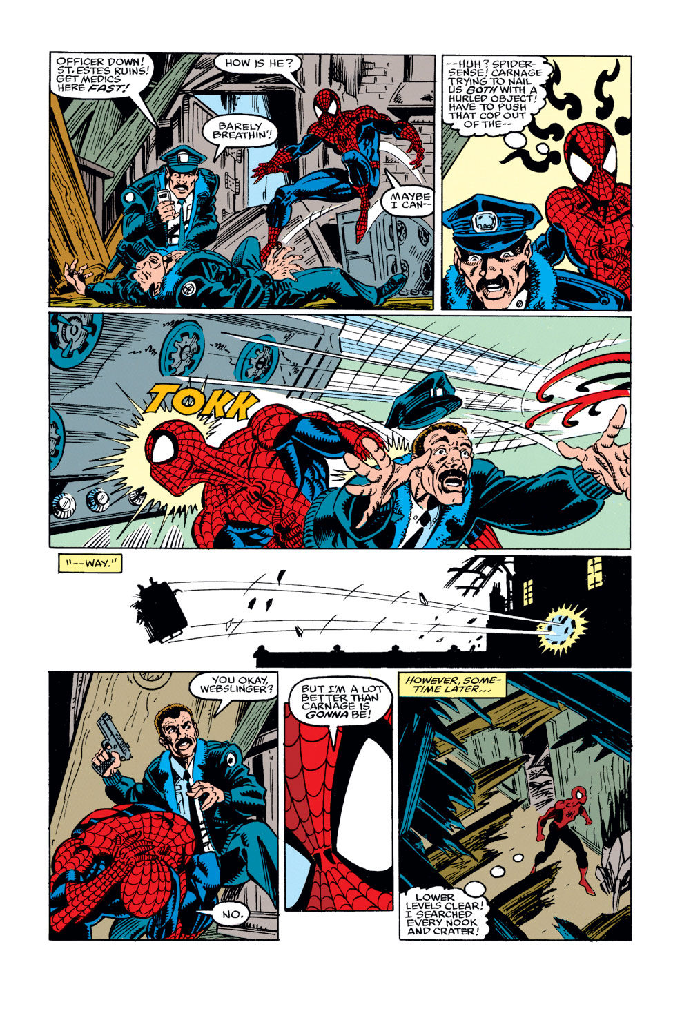 The Amazing Spider-Man (1963) 361 Page 20
