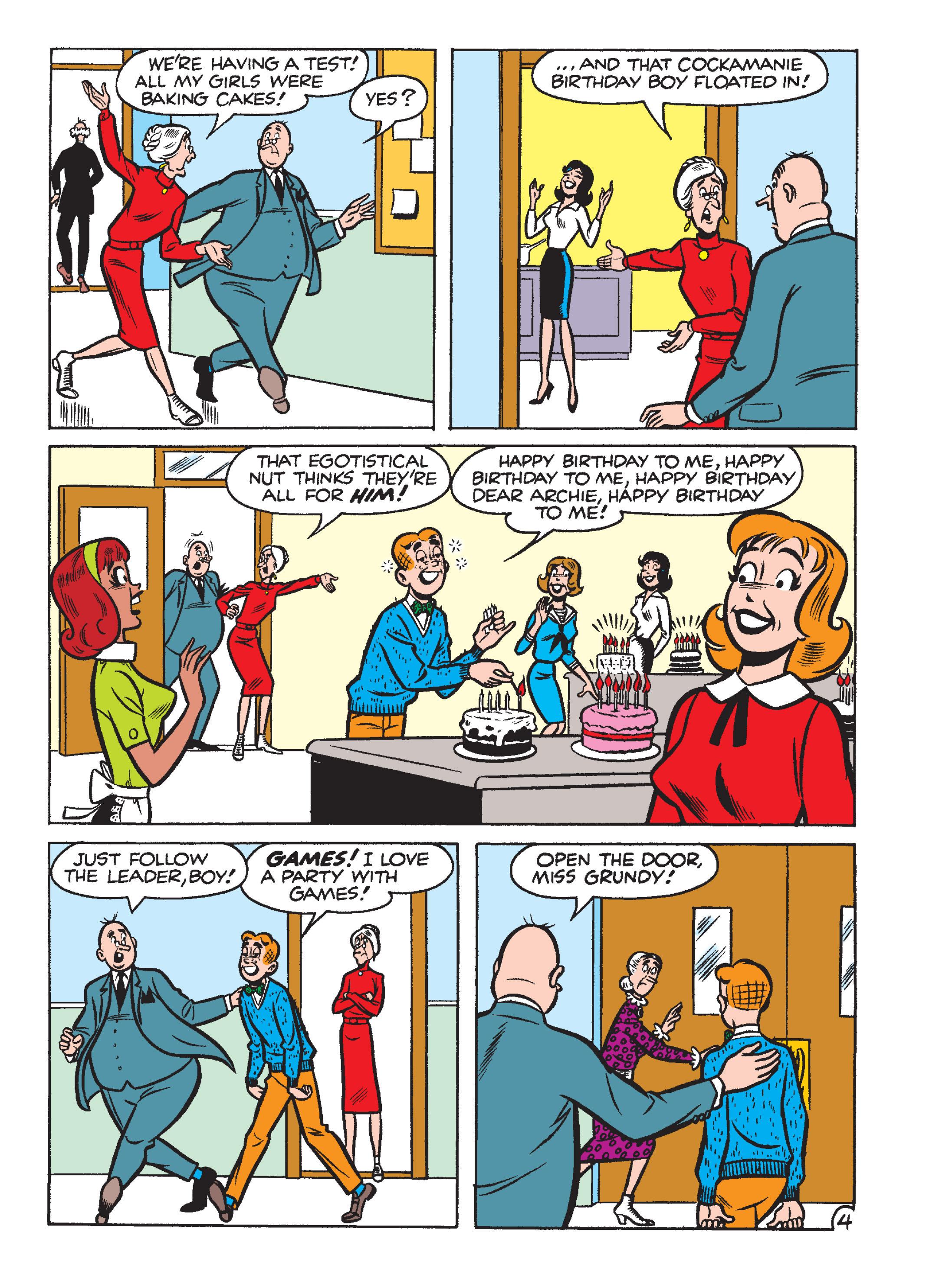 Read online Archie 1000 Page Comics Blowout! comic -  Issue # TPB (Part 1) - 166