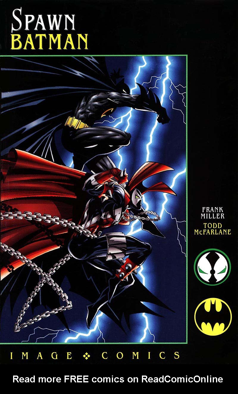 Read online Spawn-Batman comic -  Issue # Full - 1