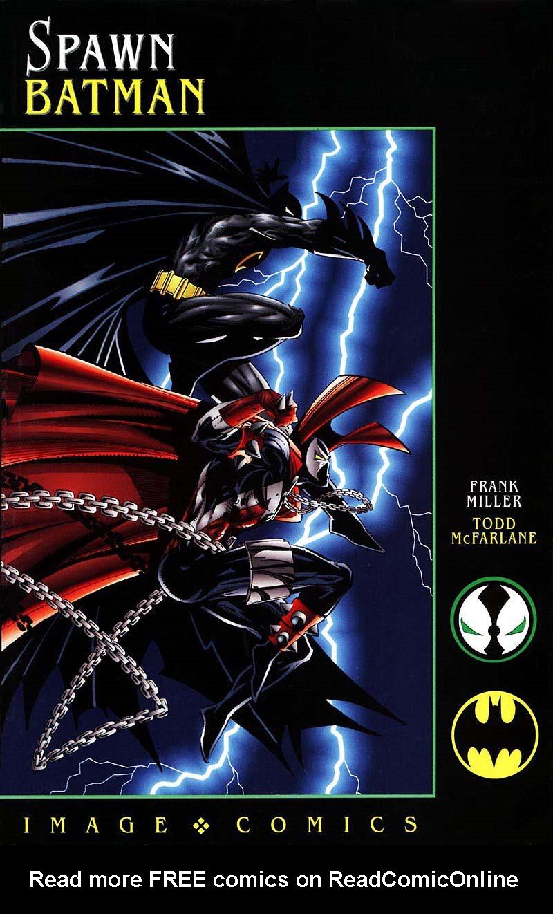 Spawn-Batman Full Page 1