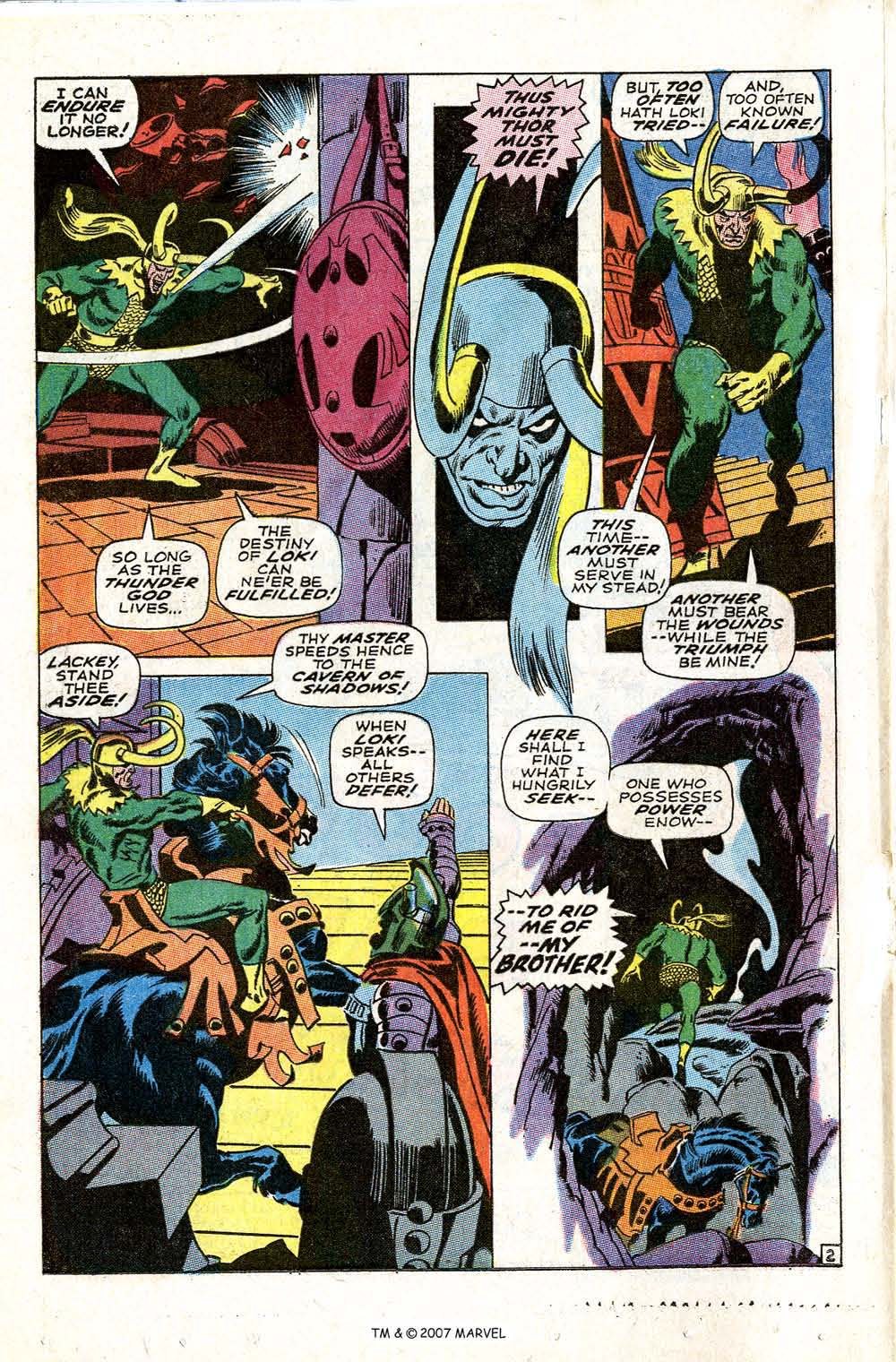 Read online Silver Surfer (1968) comic -  Issue #4 - 4