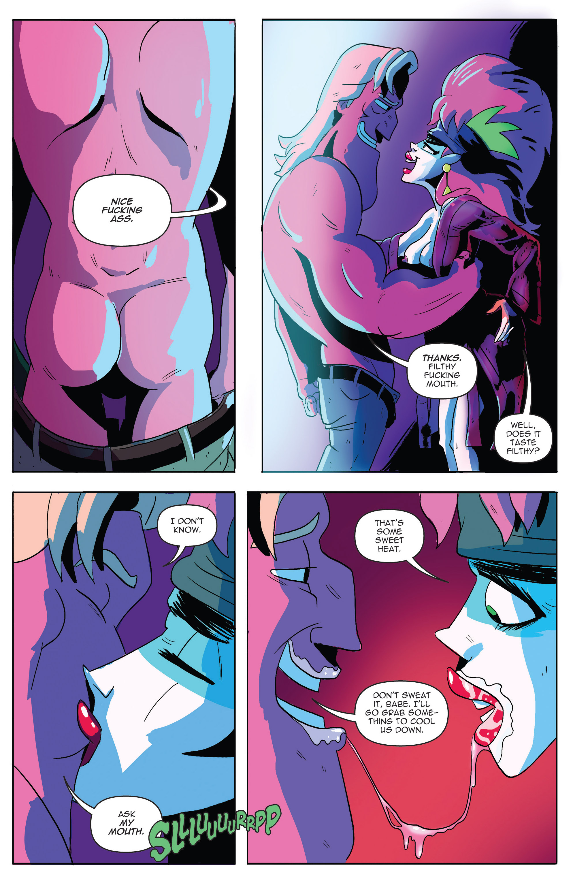Read online AmeriKarate comic -  Issue #2 - 18