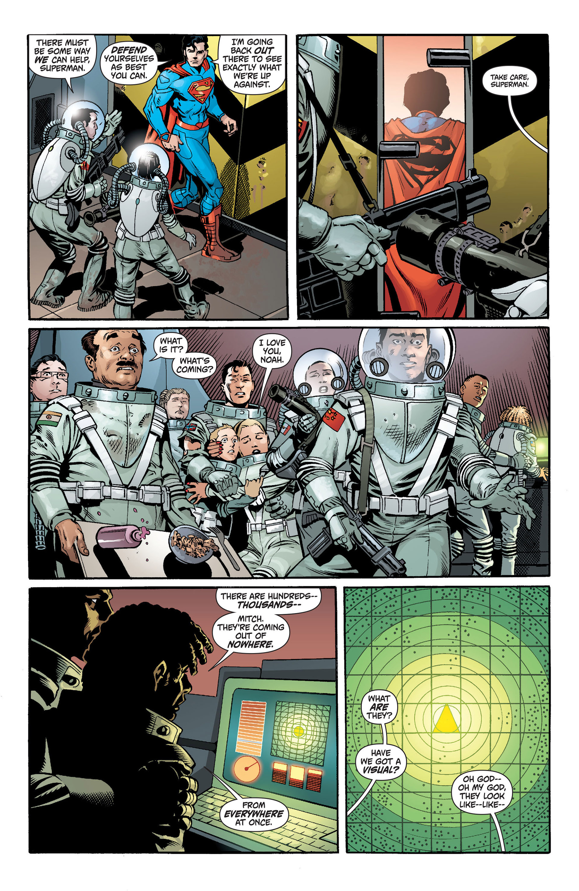 Read online Action Comics (2011) comic -  Issue #14 - 14